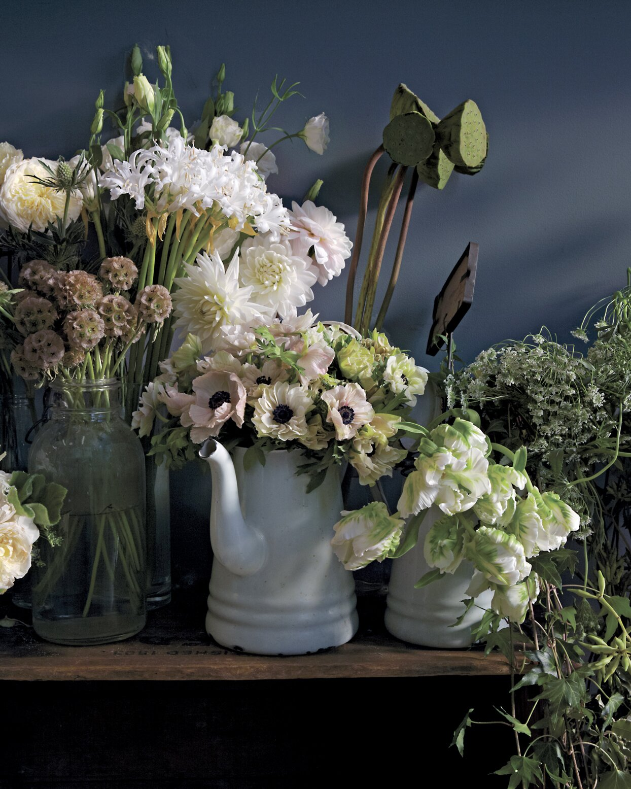 Flowers That Would Make Eerily Beautiful Additions To Your