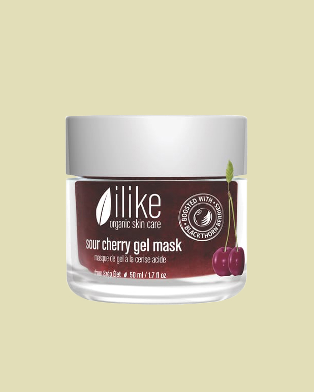 "ilike Organic Skin Care ""Sour Cherry"" Gel Mask"
