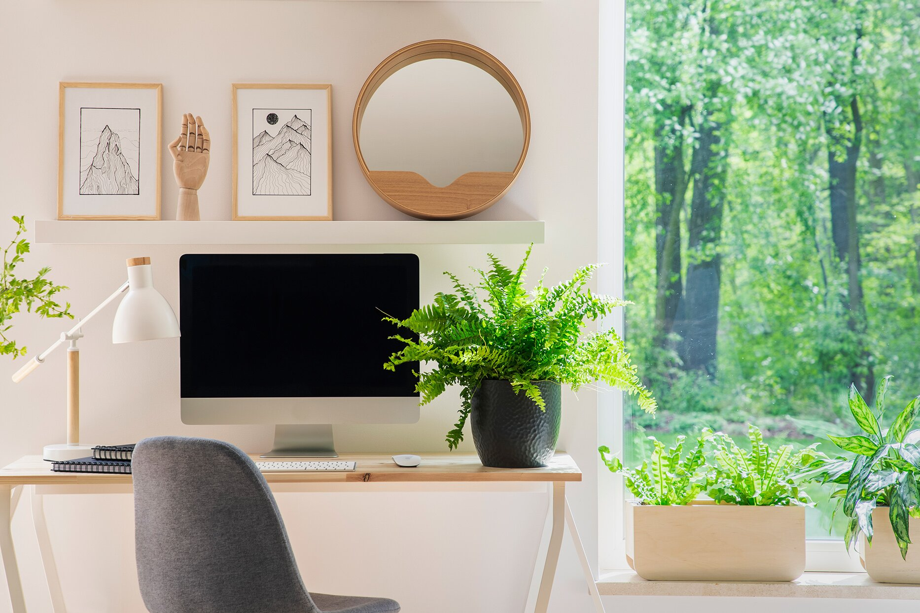 How to Create a Fun and Functional Home Office | Martha Stewart