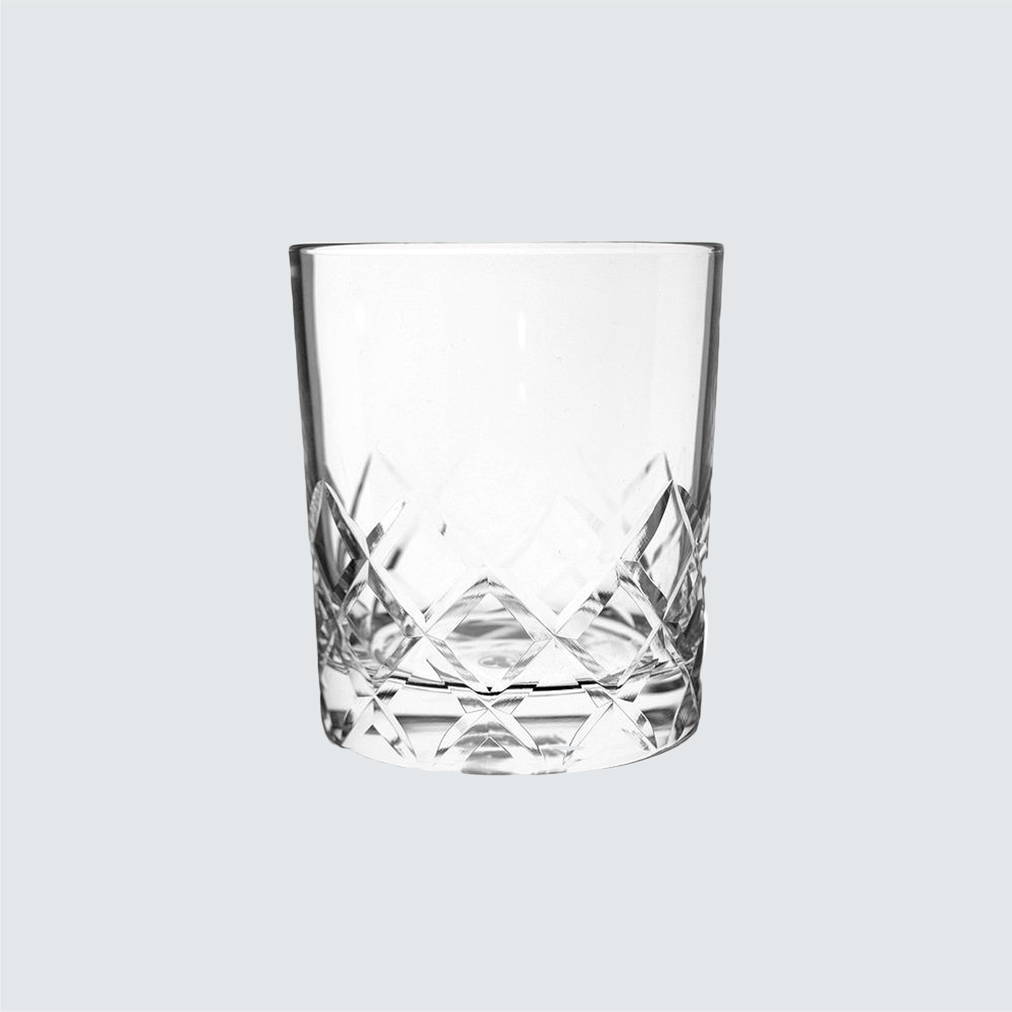 Unlike glass, crystal items need to be hand-washed: Rinse each glass in warm water and a teaspoon of white vinegar to remove tannin and lime deposits, then hand wash and dry with a soft cloth, says Céline Sanchez, brand director for crystal maker Saint-Louis.