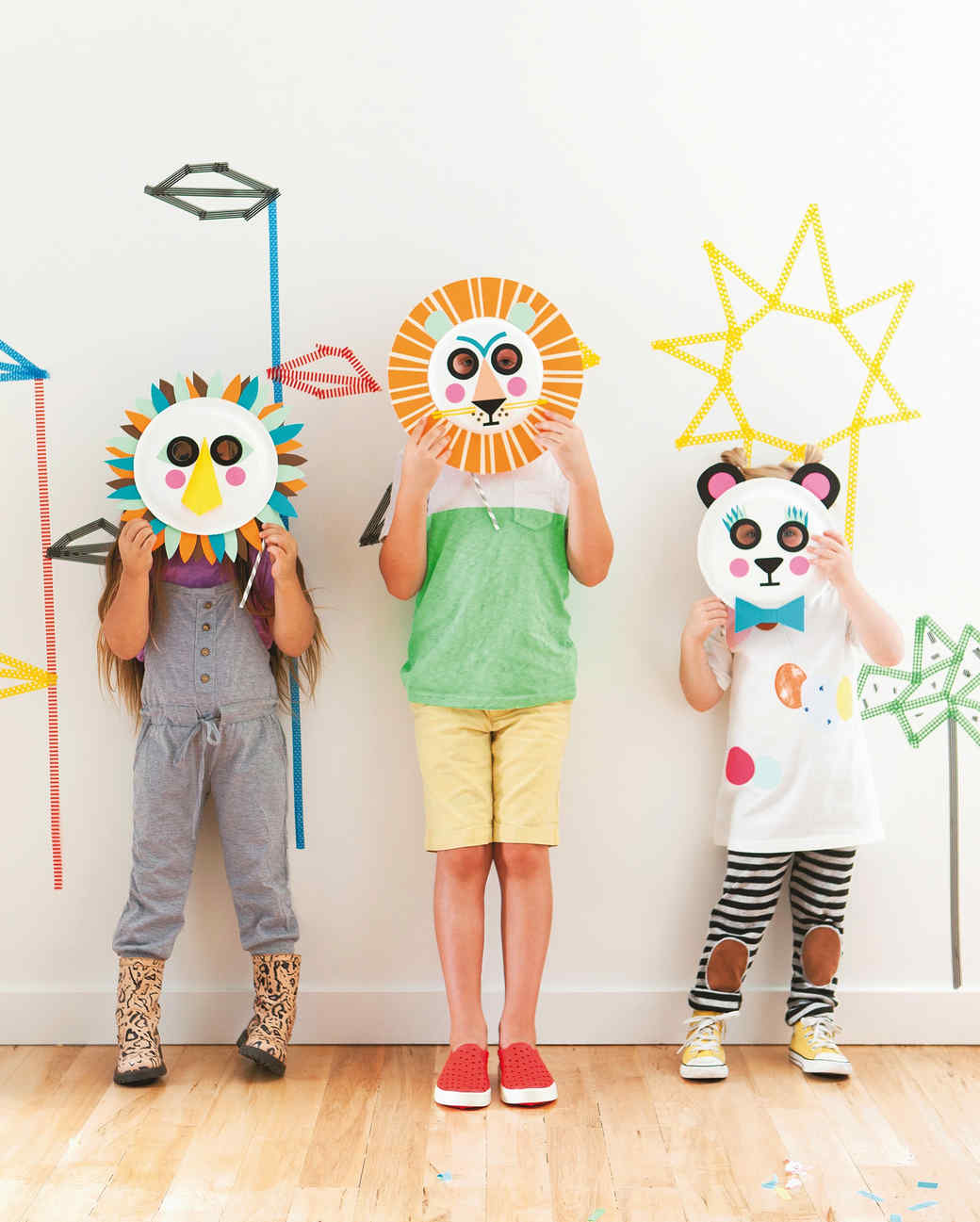 animal masks for kids