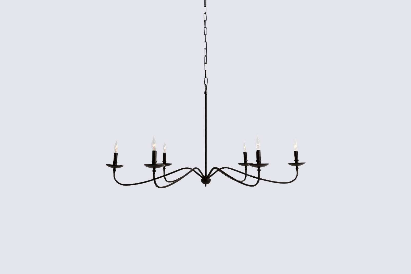 Pottery Barn 'Lucca' Chandelier