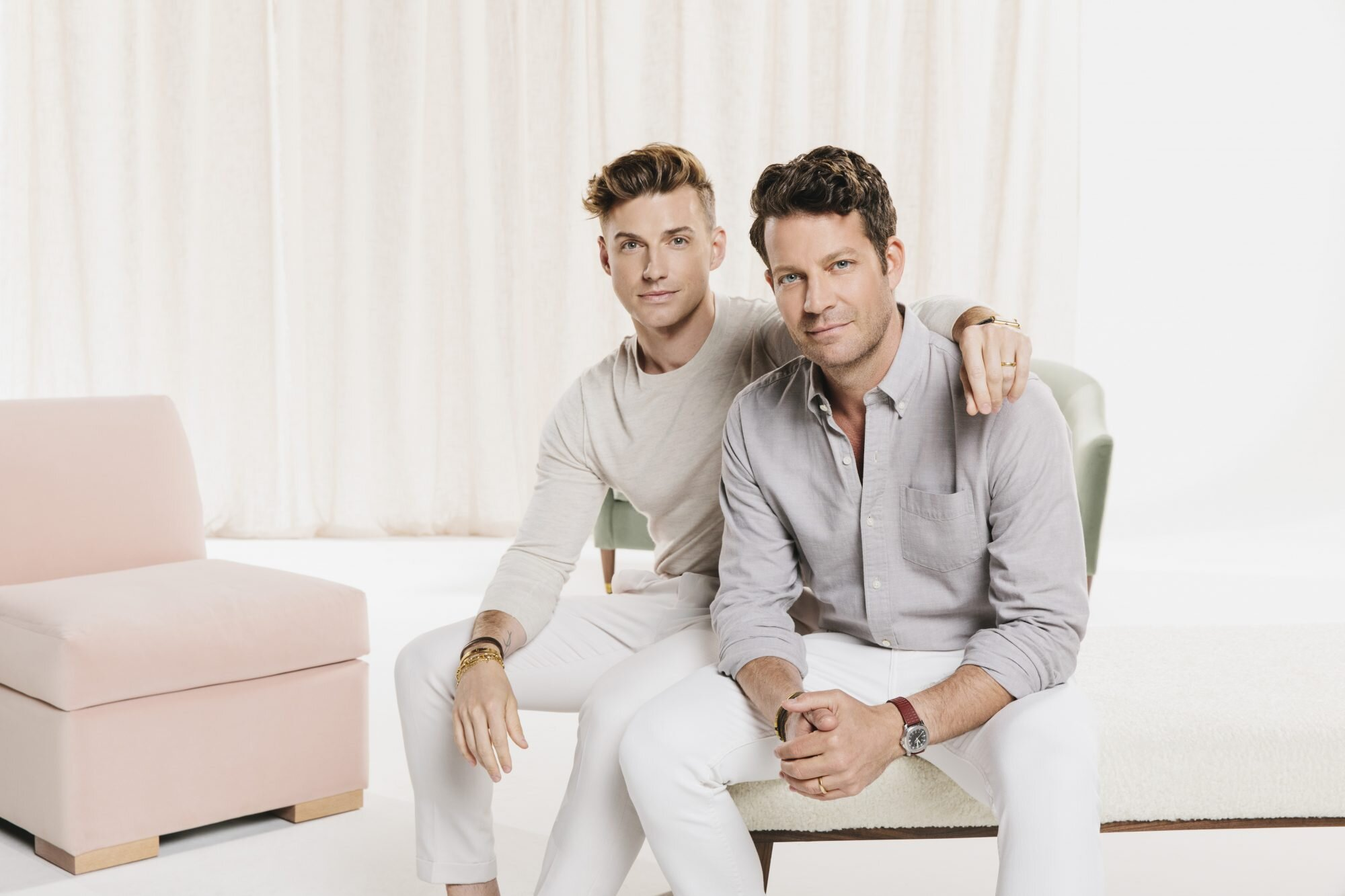 Nate Berkus And Jeremiah Brent S Best Tips For Curating Your First Married Home Martha Stewart