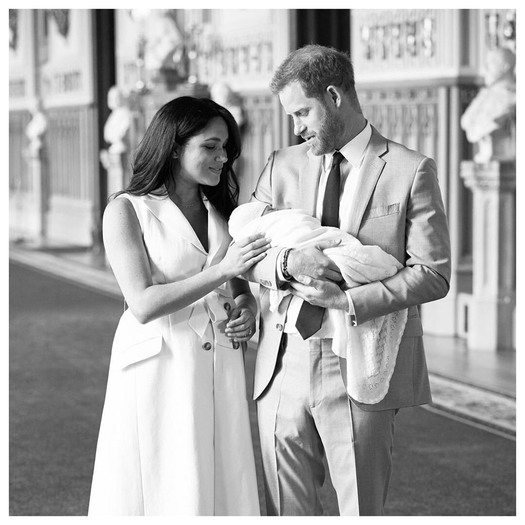 The Best Meghan Markle Prince Harry Baby Archie