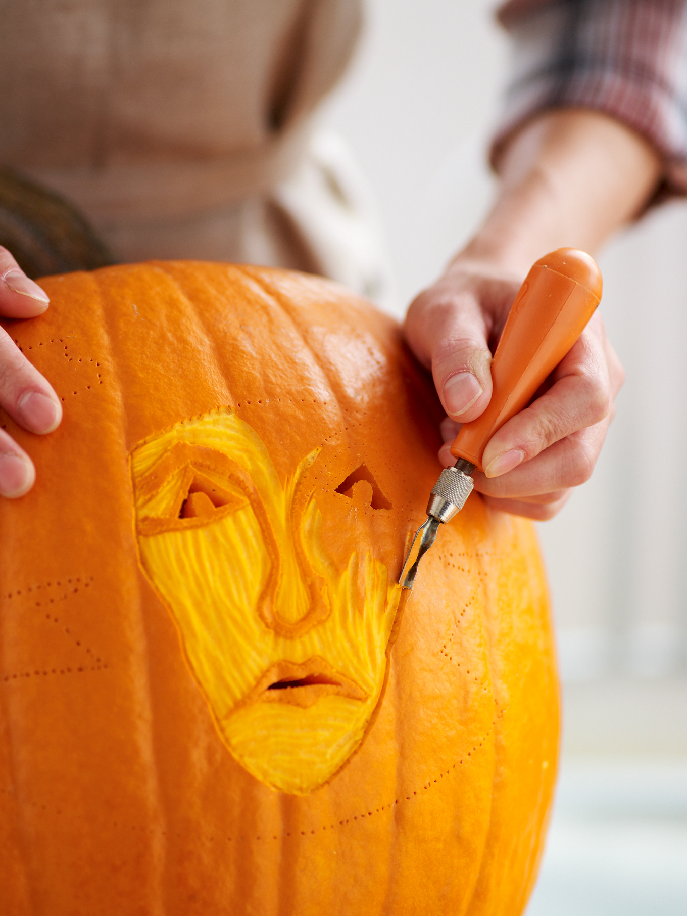 Carve the Features