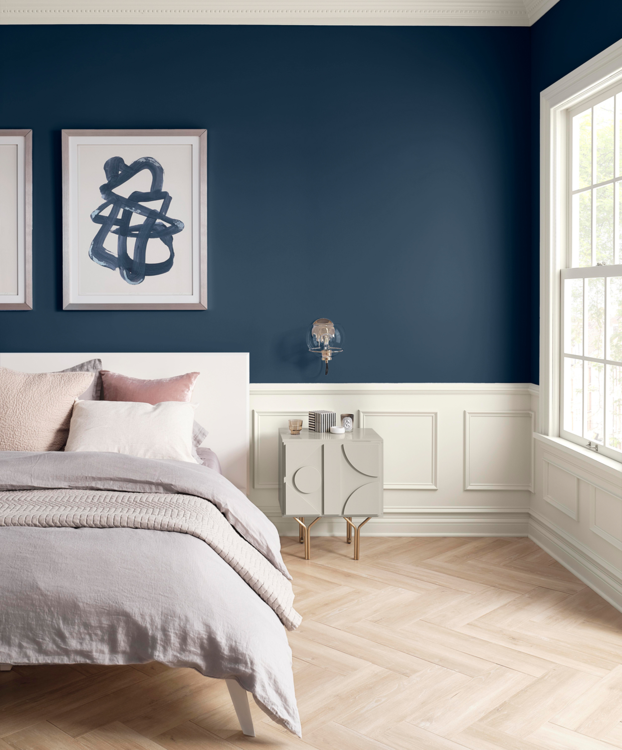 Naval Color of the Year Sherwin-Williams