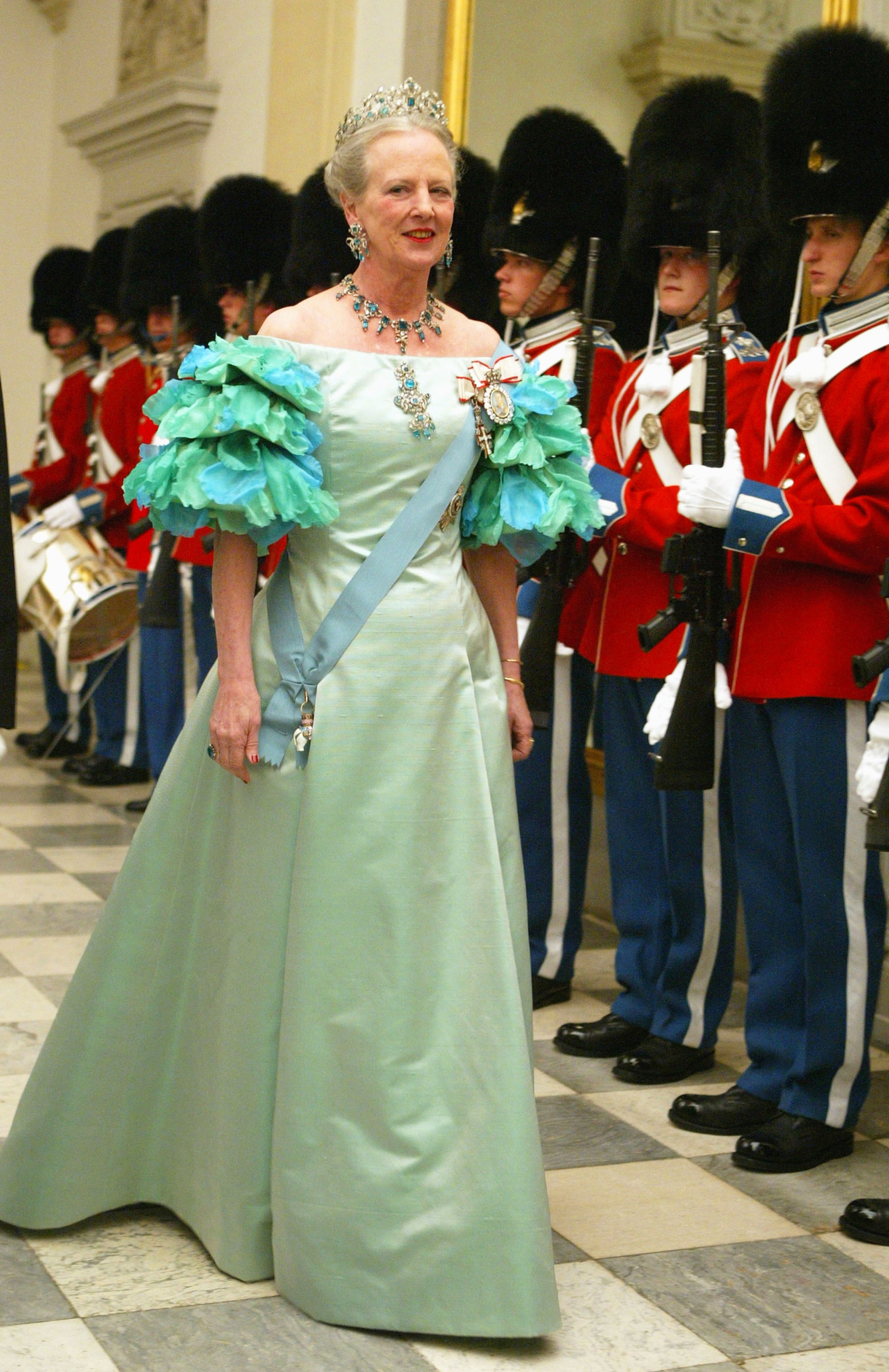 queen of denmark holiday tradition
