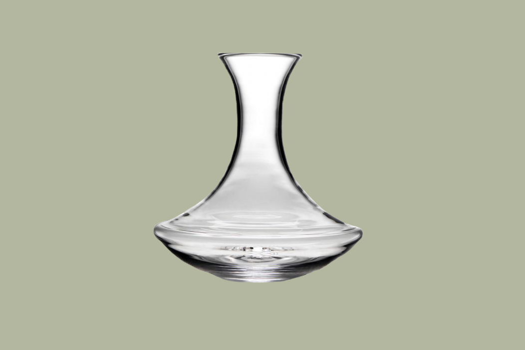 "Simon Pearce ""Madison"" Wine Decanter"