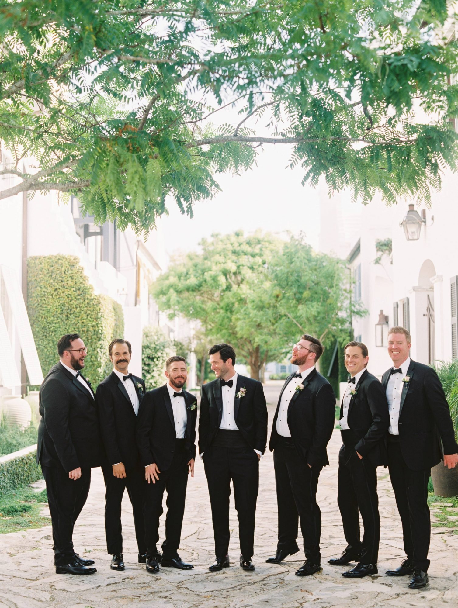 leighton craig wedding groomsmen