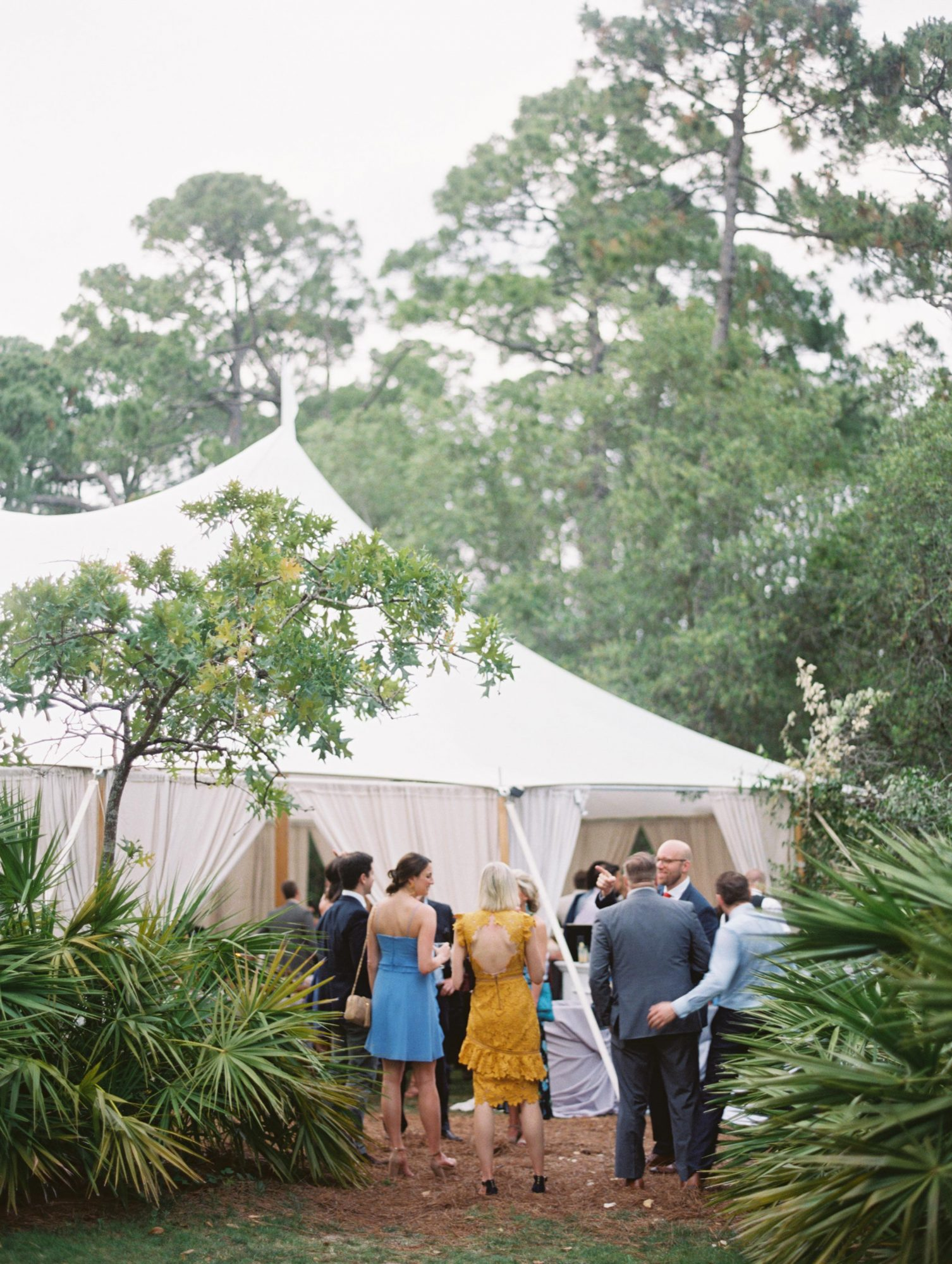 leighton craig wedding tent