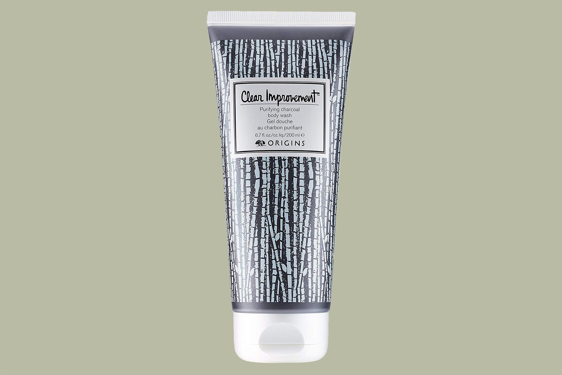 Origins Clear Improvement Charcoal Body Wash