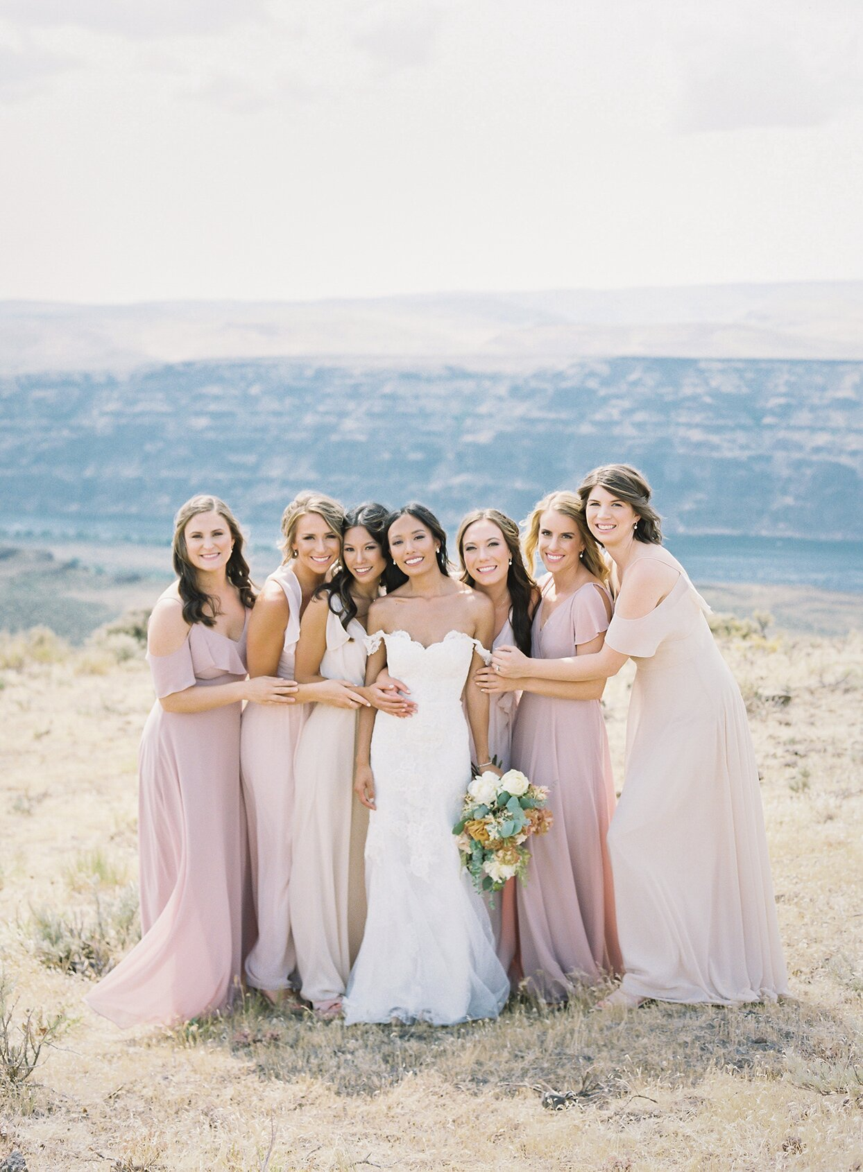How Late Is Too Late to Start Shopping for Bridesmaids' Dresses ...