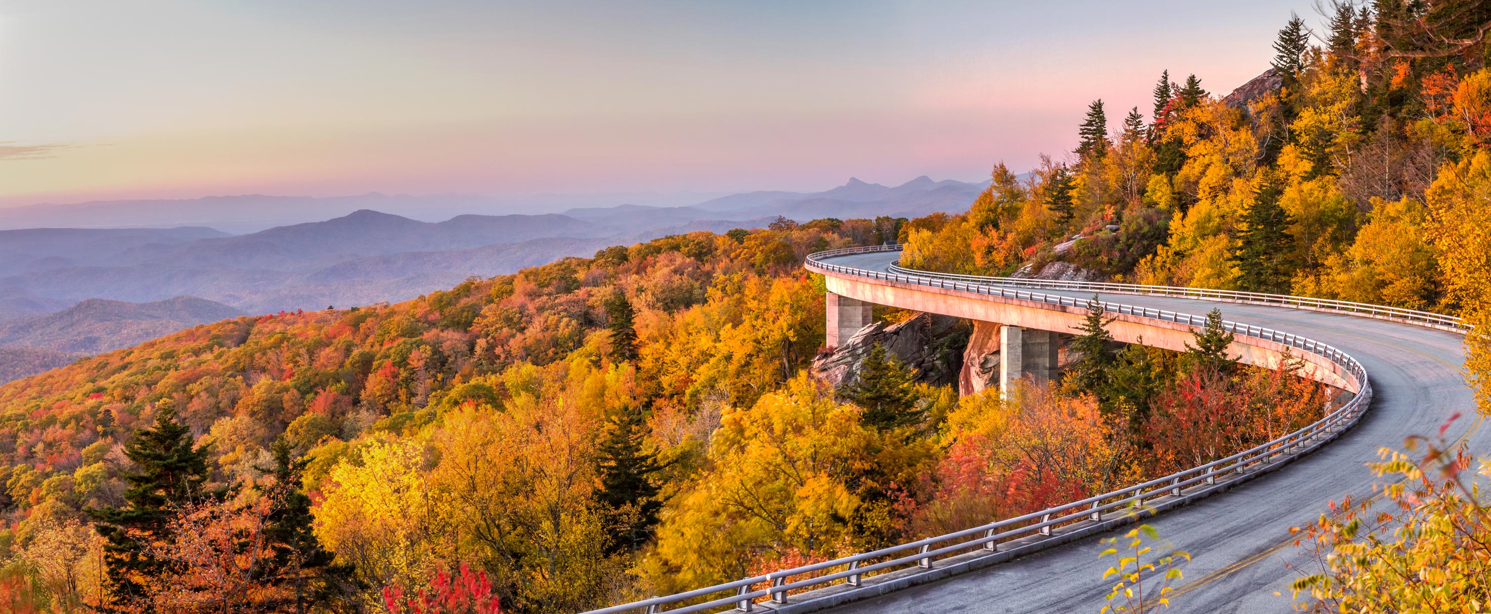 Blue Ridge Parkway, Virginia and North Carolina