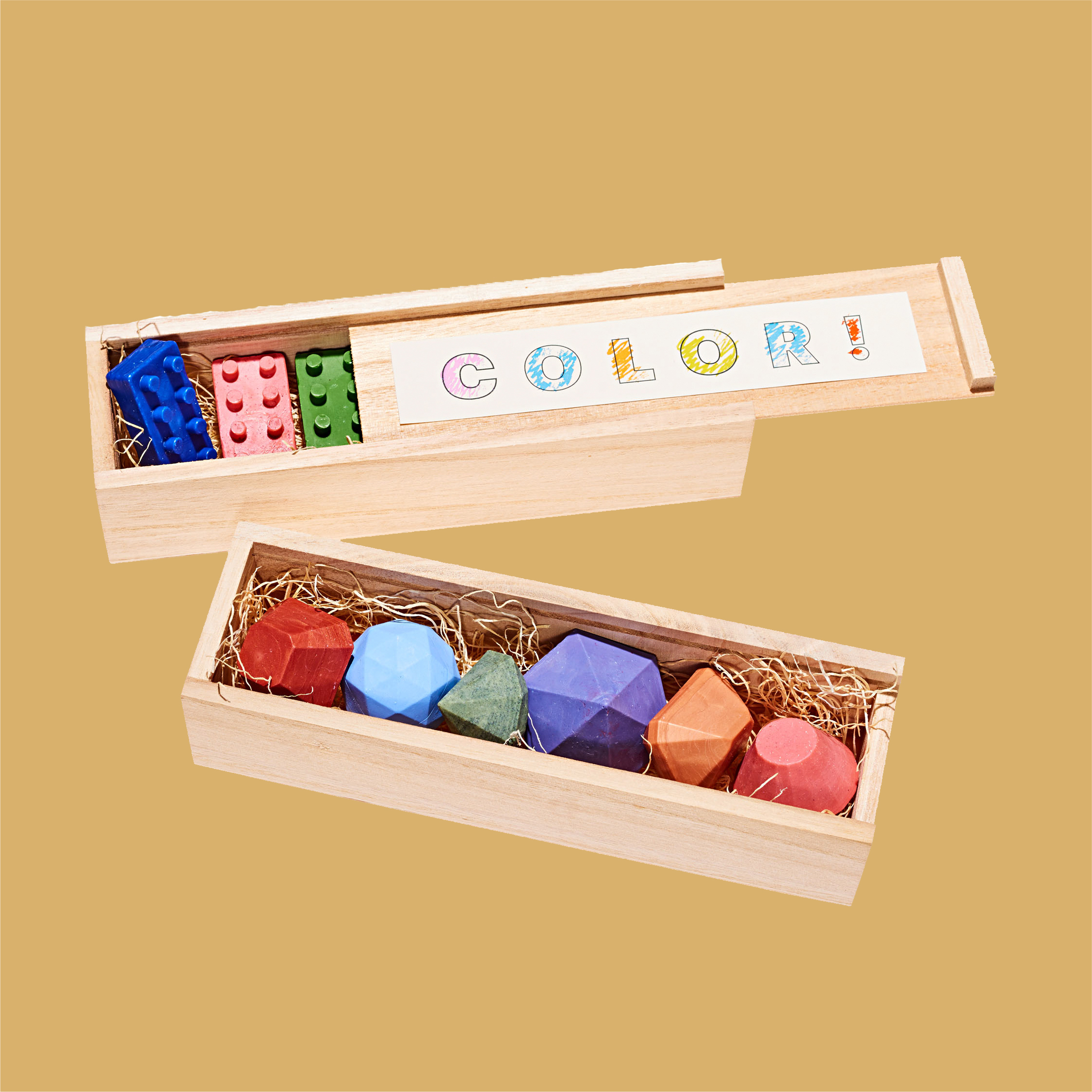 Crayon Gift Box Set