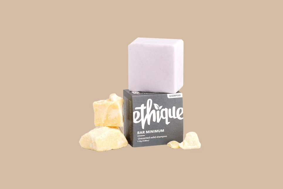 Ethique Shampoo and Conditioner bars