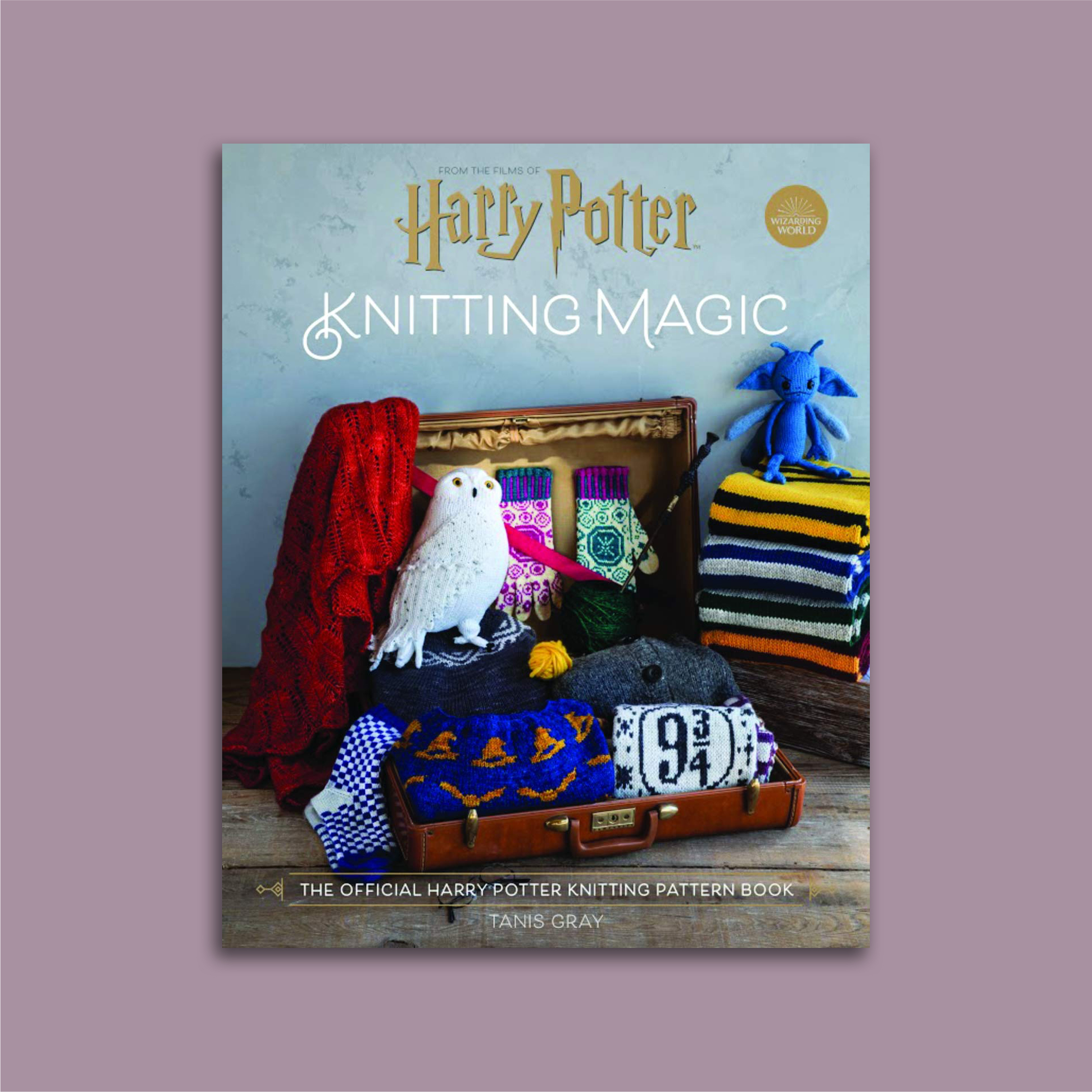 Harry Potter Crafting Book