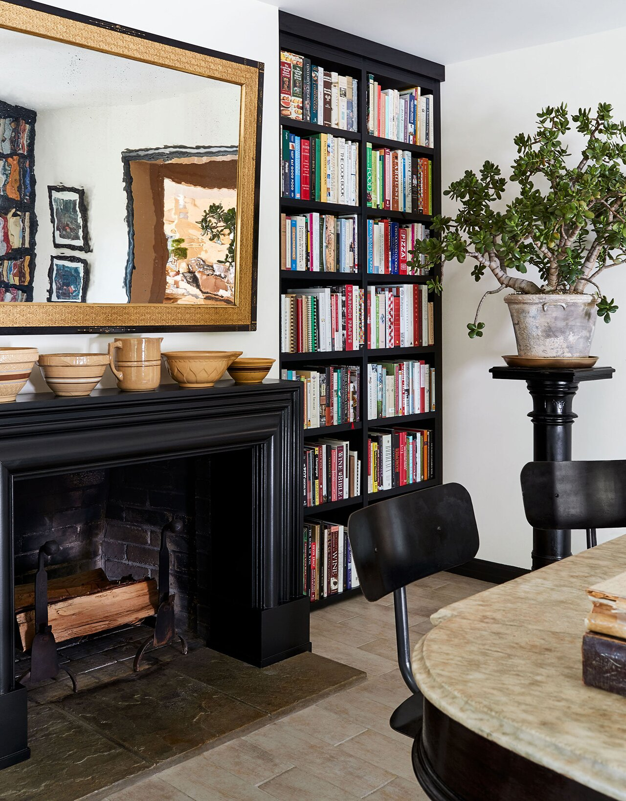 Go Inside Martha\'s Incredible New Cookbook Library | Martha ...