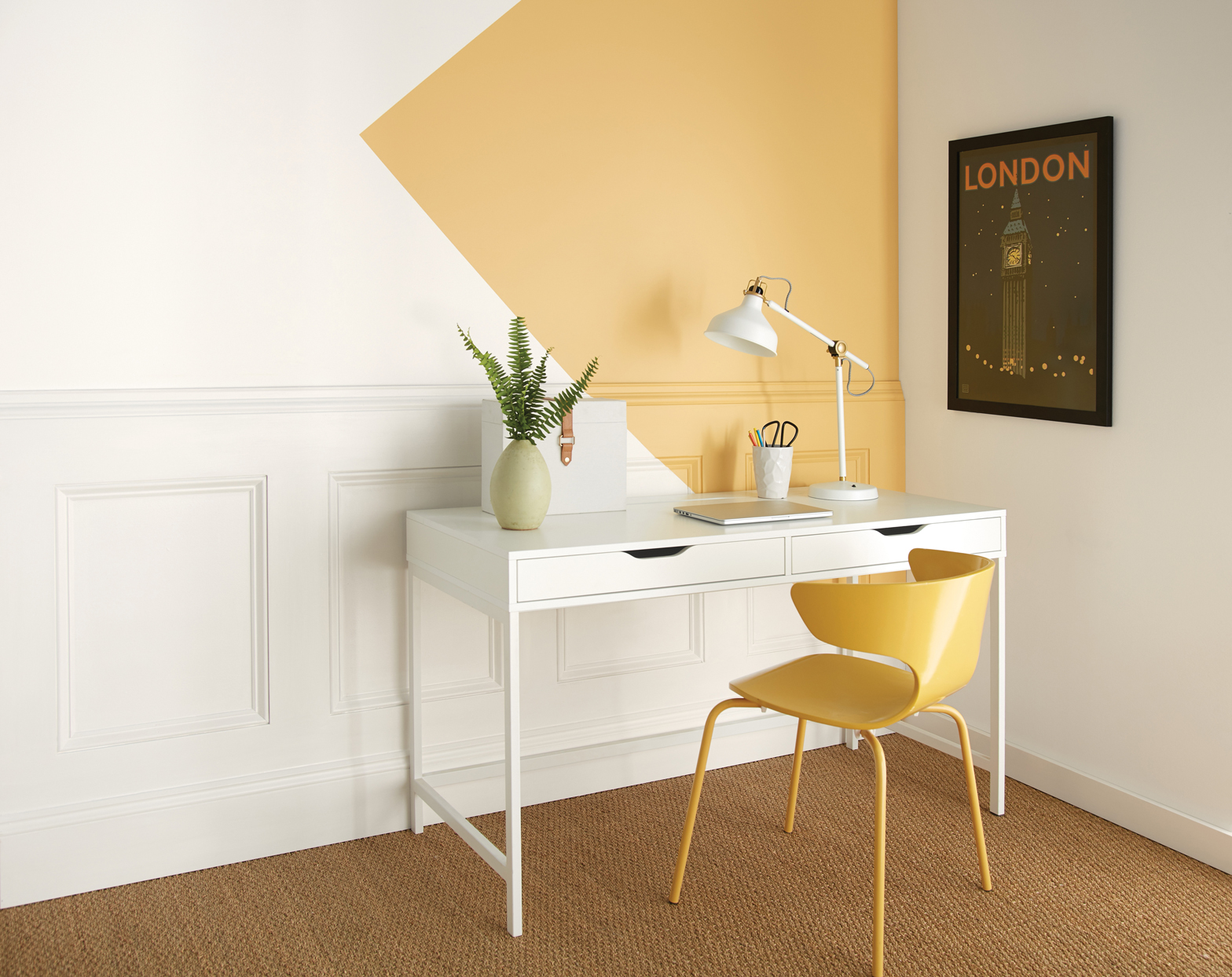 Best Paint Colors For Your Home Office
