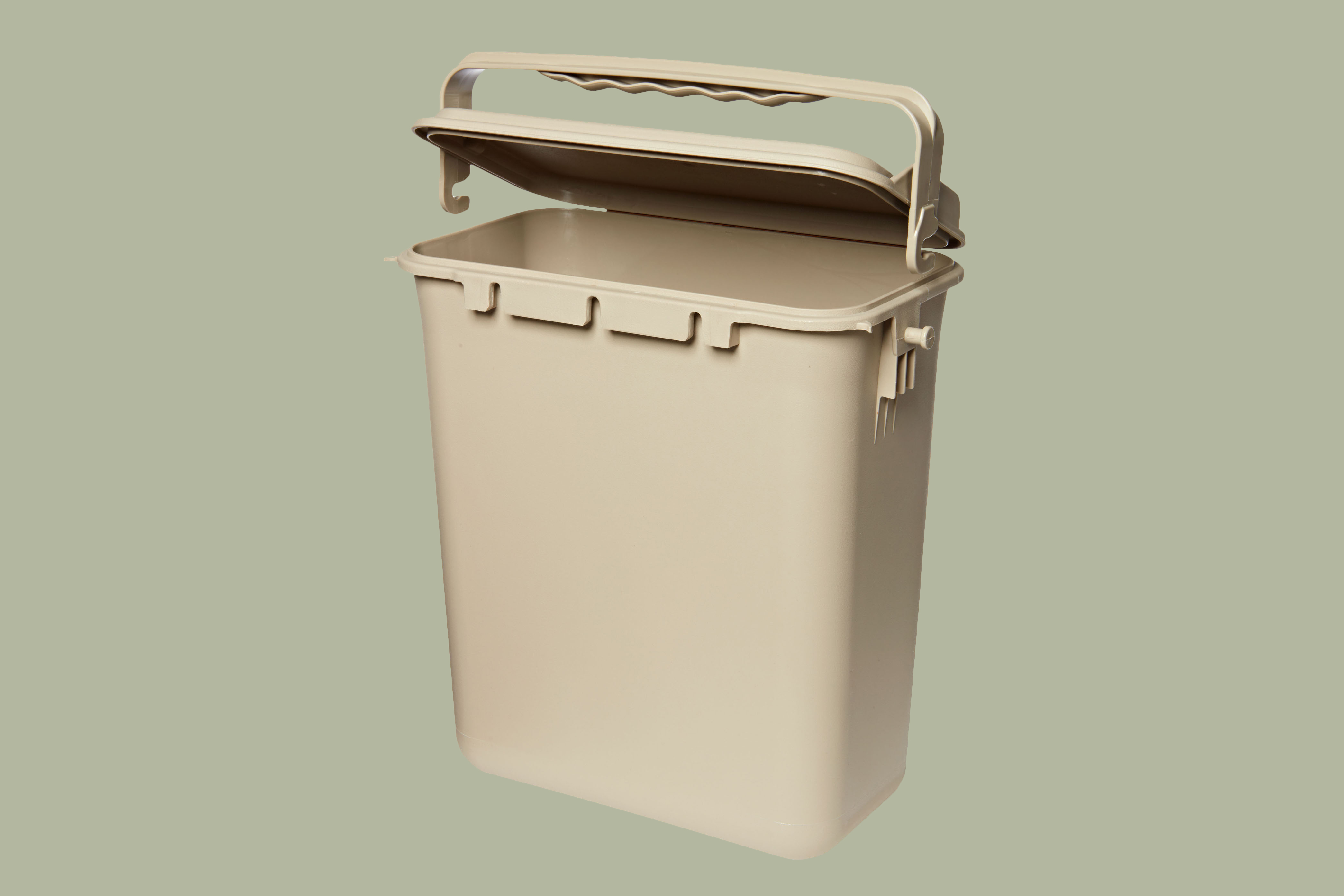 YukChuk Under-Counter Kitchen Compost Bin
