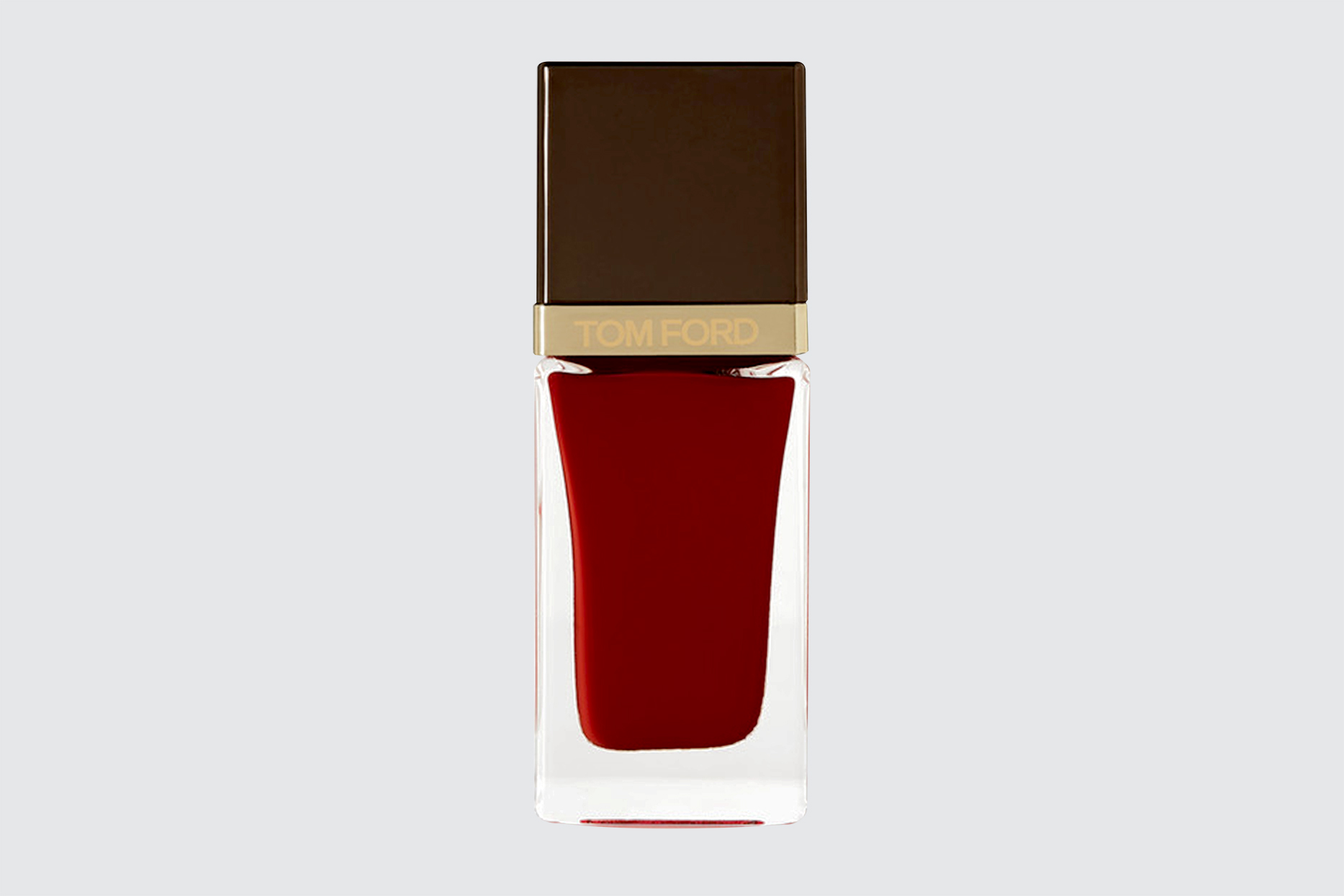 Tom Ford Beauty Nail Polish in Bordeaux Lust