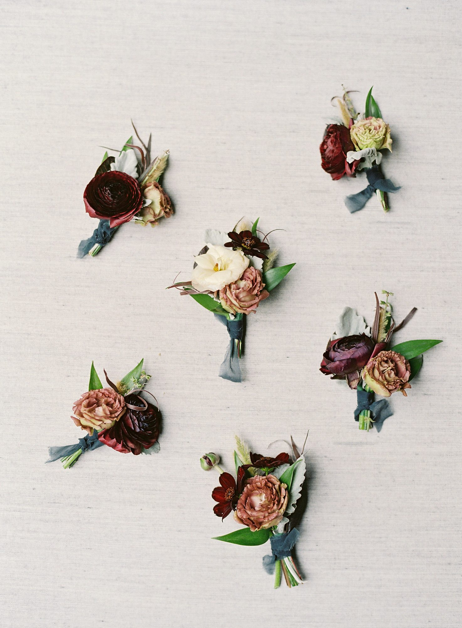 Casey Andrew Wedding Boutonnieres Flowers