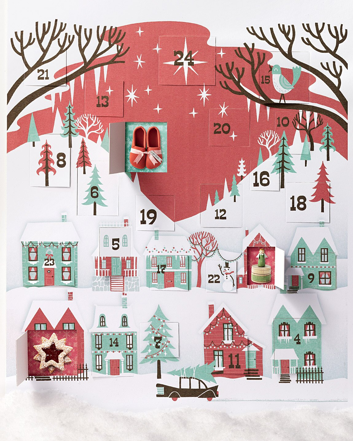 12 Advent Calendar Ideas For The Countdown To Christmas