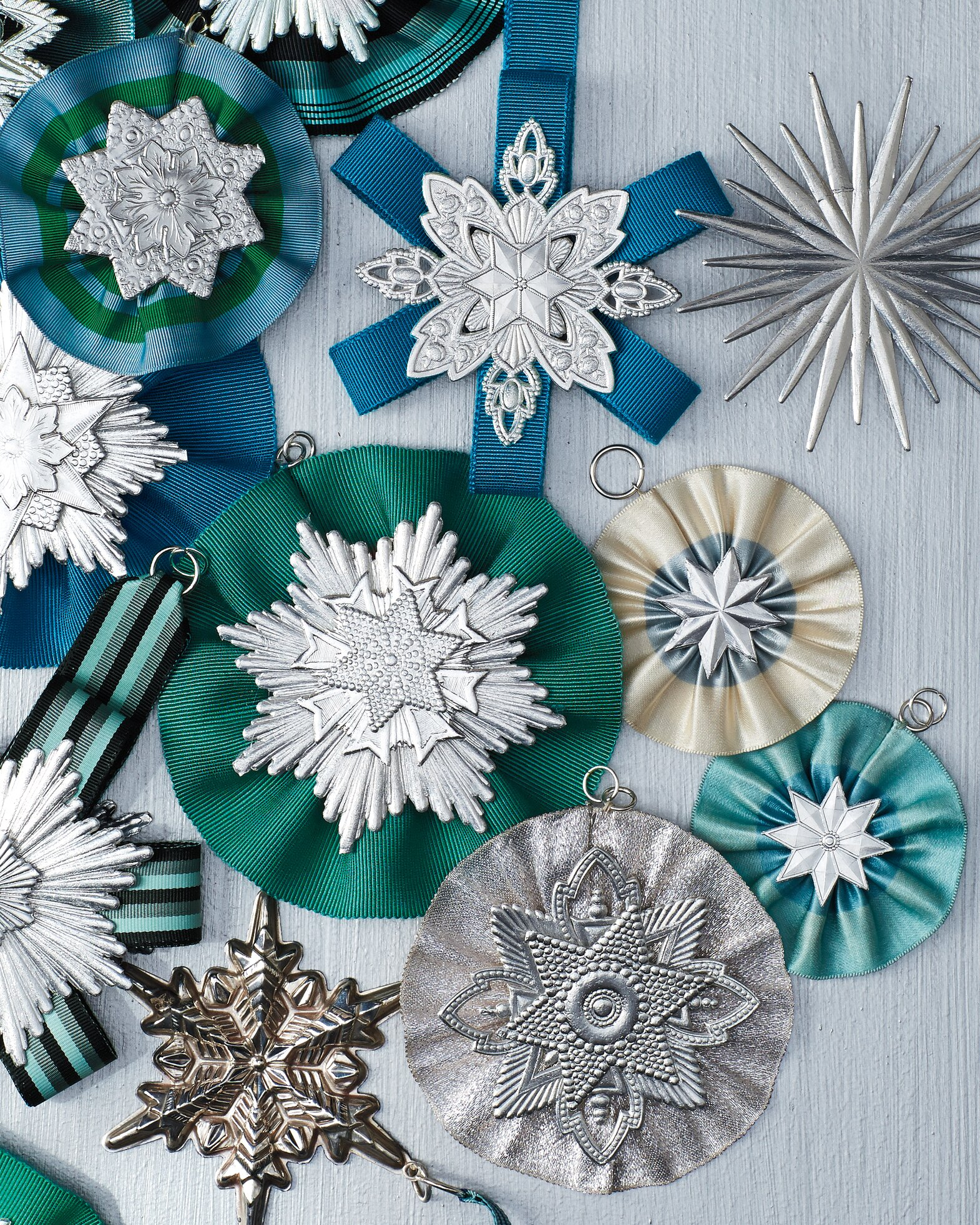 24 Of Our Most Memorable Diy Christmas Ornaments Martha Stewart