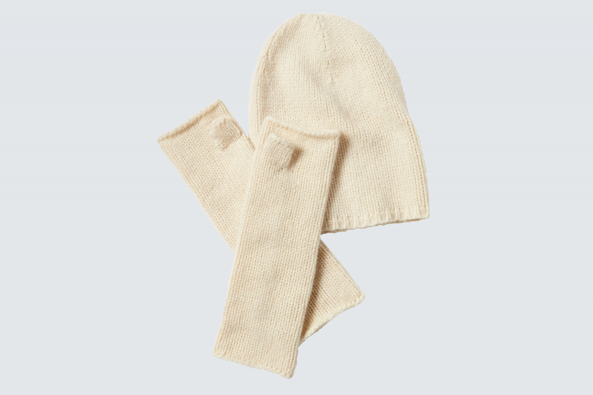 Recycled Cashmere Accessories