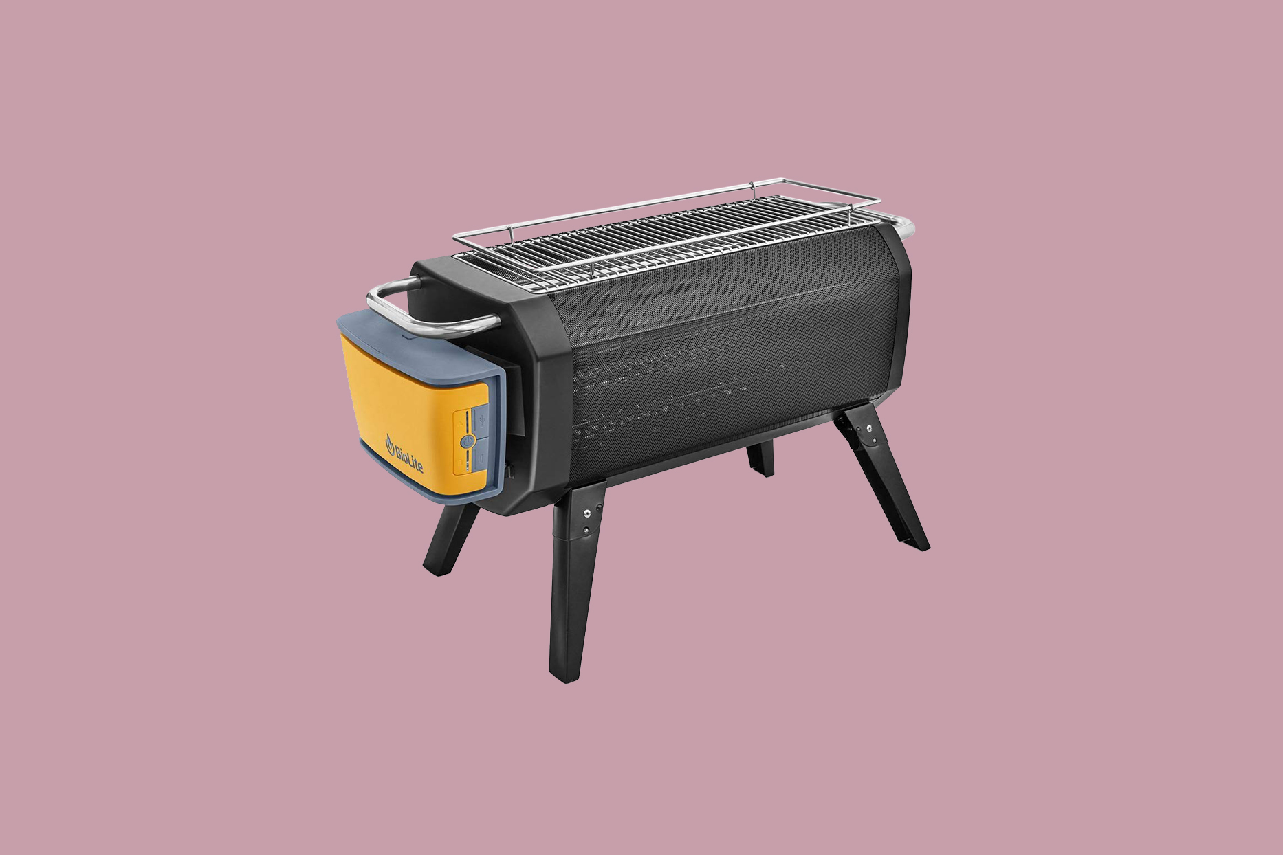 BioLite Outdoor Smokeless Fire Pit Grill