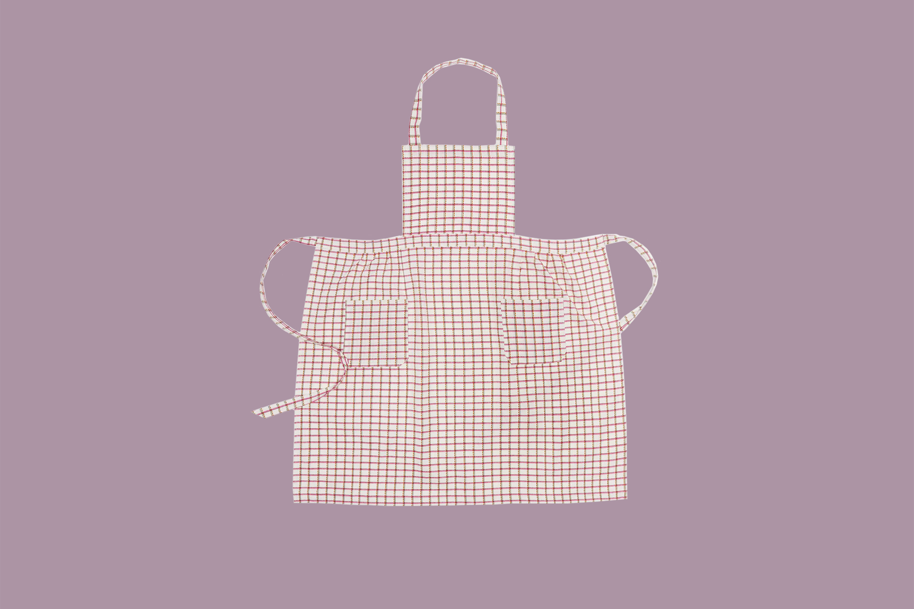 Heather Taylor Home Apron in Juniper