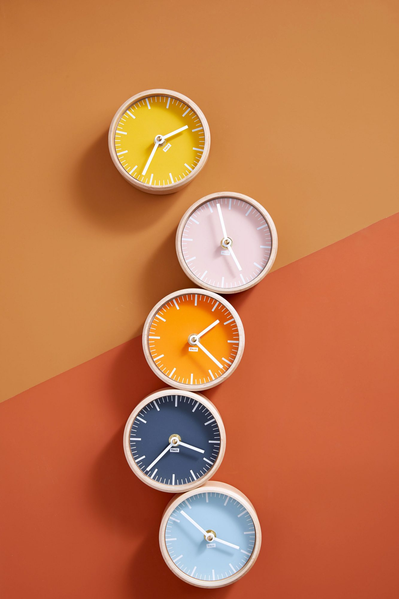 Tait Design Desk Clock