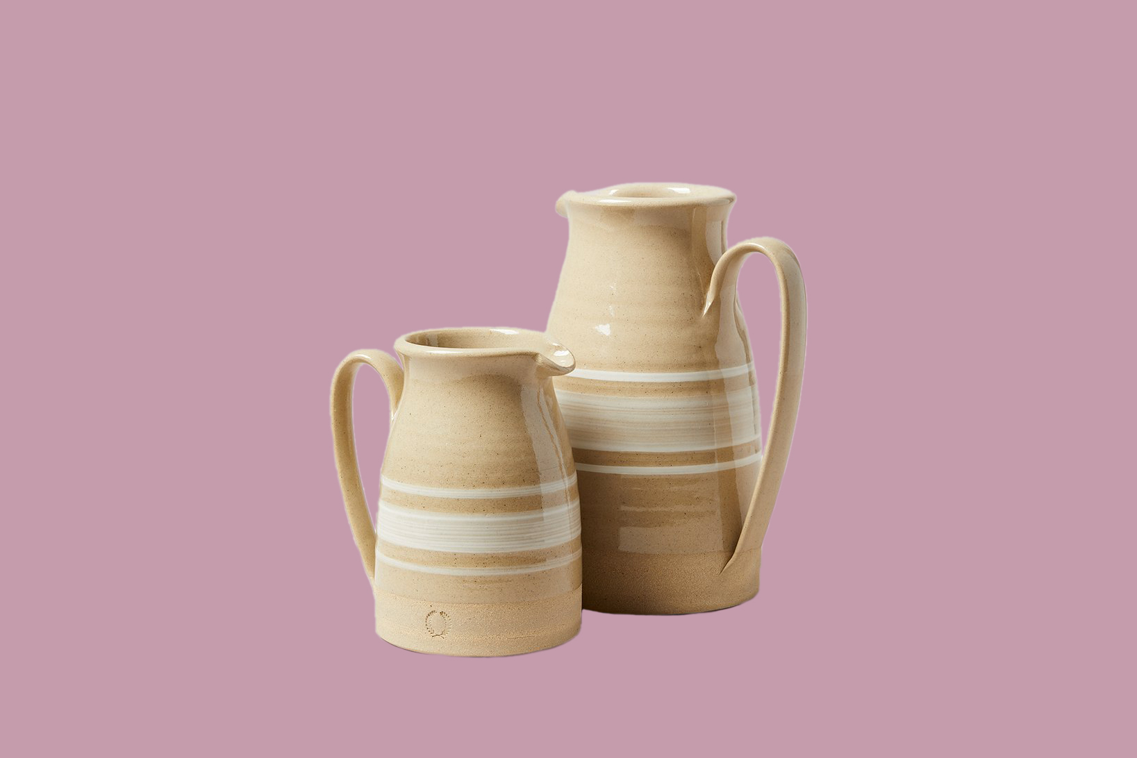 Farmhouse Pottery Yellowware Pitcher