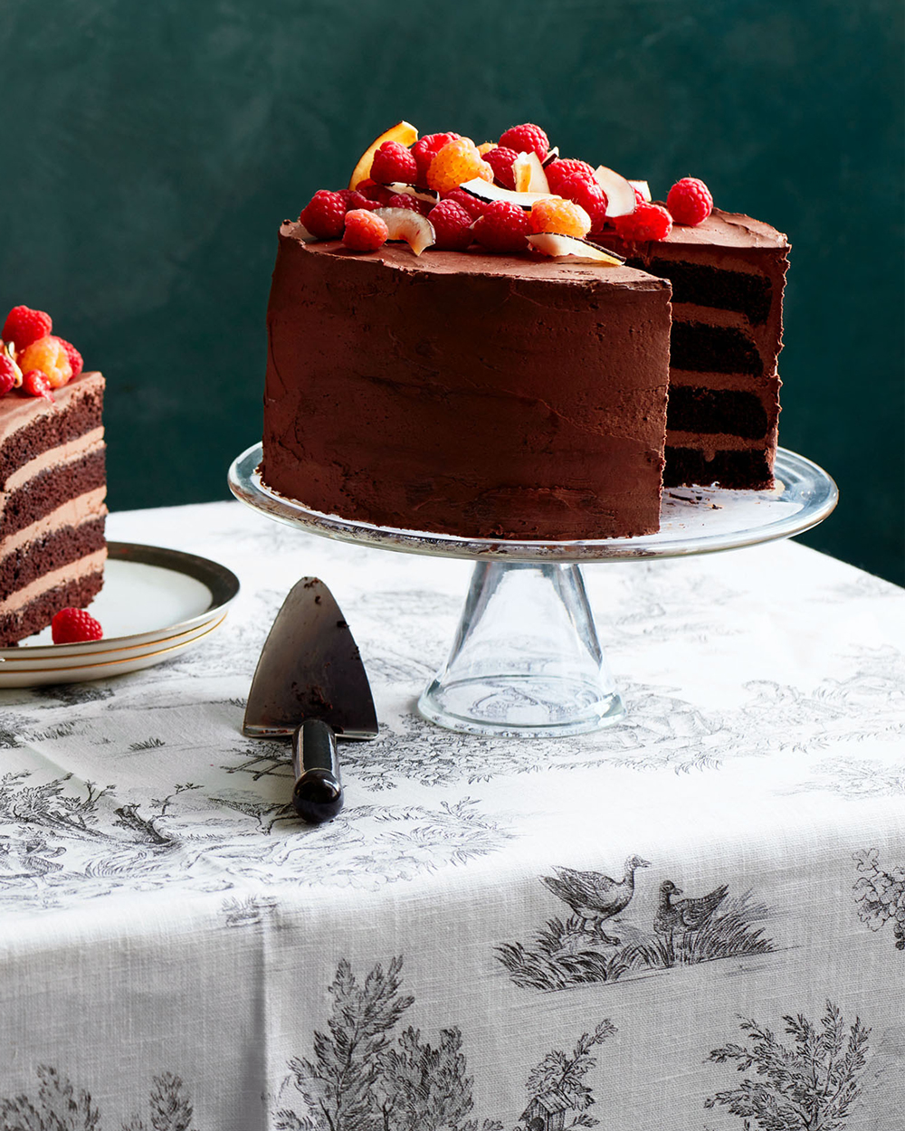 Truly, Madly, Deeply: 12 Chocolate Cake Recipes to Fall in Love With