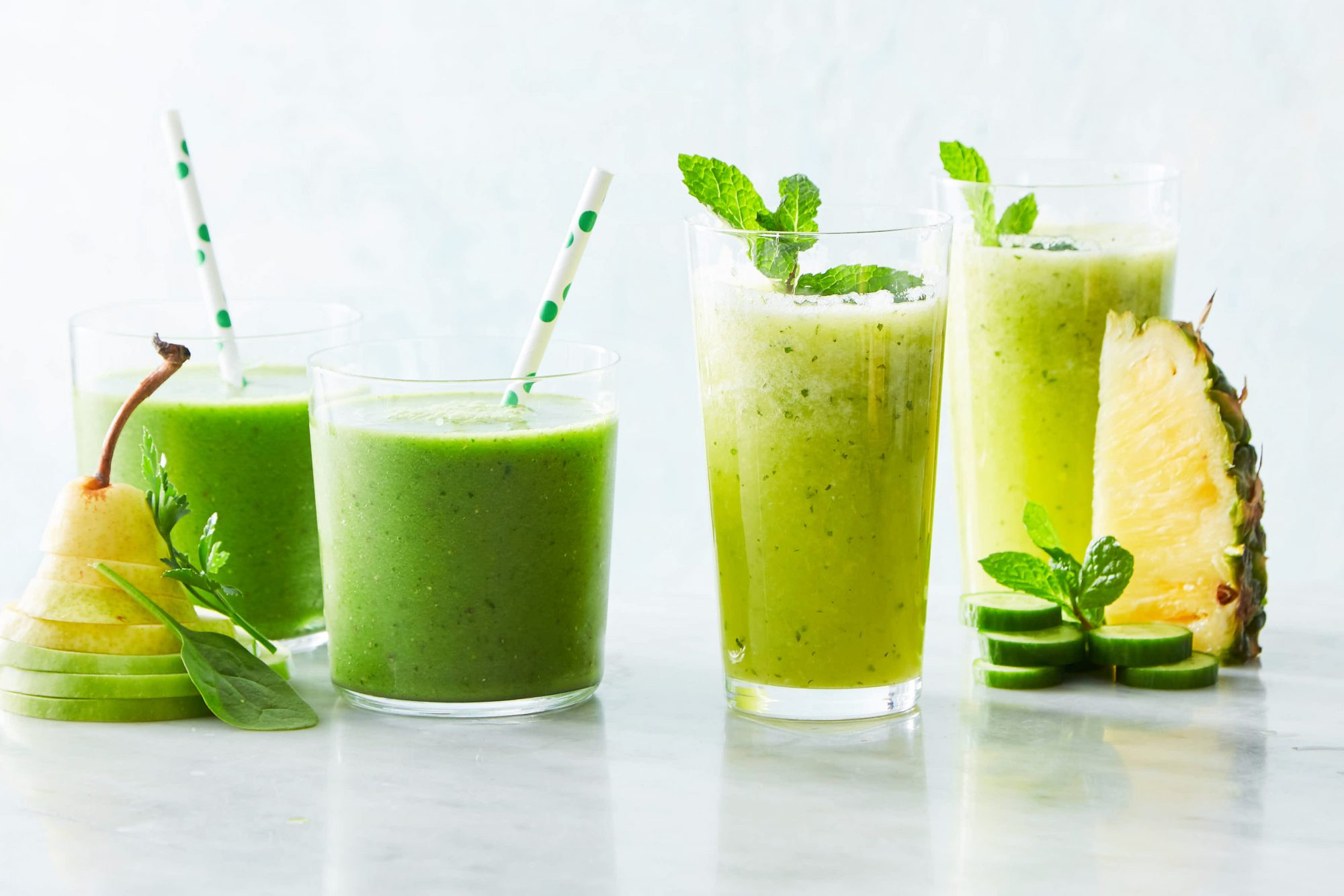 green smoothies from Marley Spoon