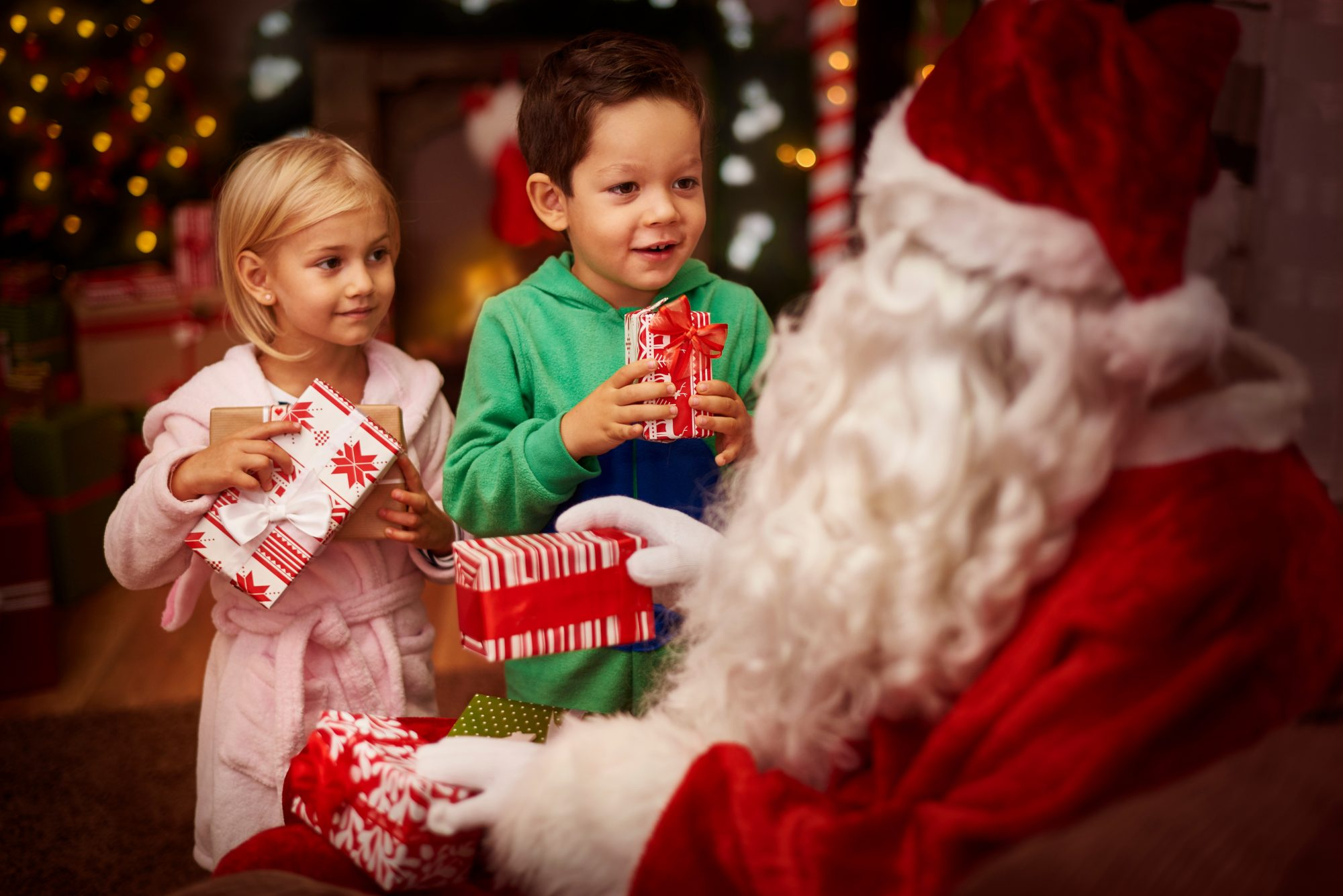 Operation Santa Lets You Grant Holiday Wishes for Kids in Need