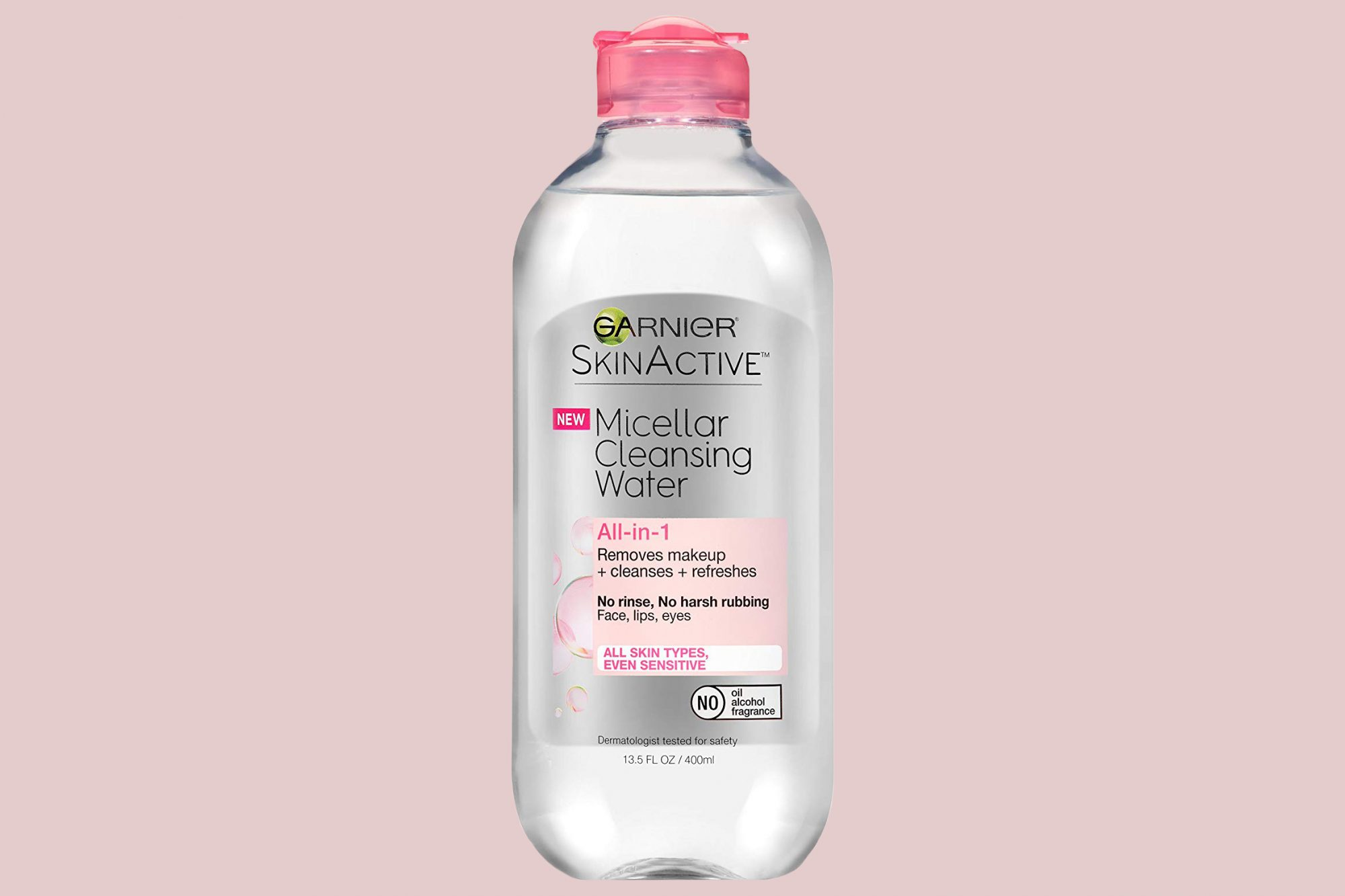 The Dupe: Garnier SkinActive Micellar Cleansing Water