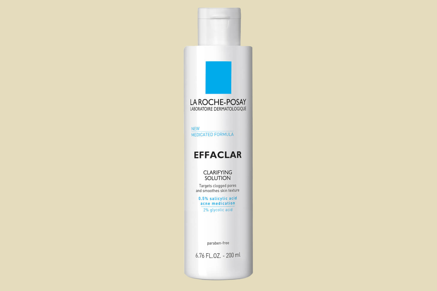 The Dupe: La Roche Posay Effaclar Clarifying Solution Acne Toner