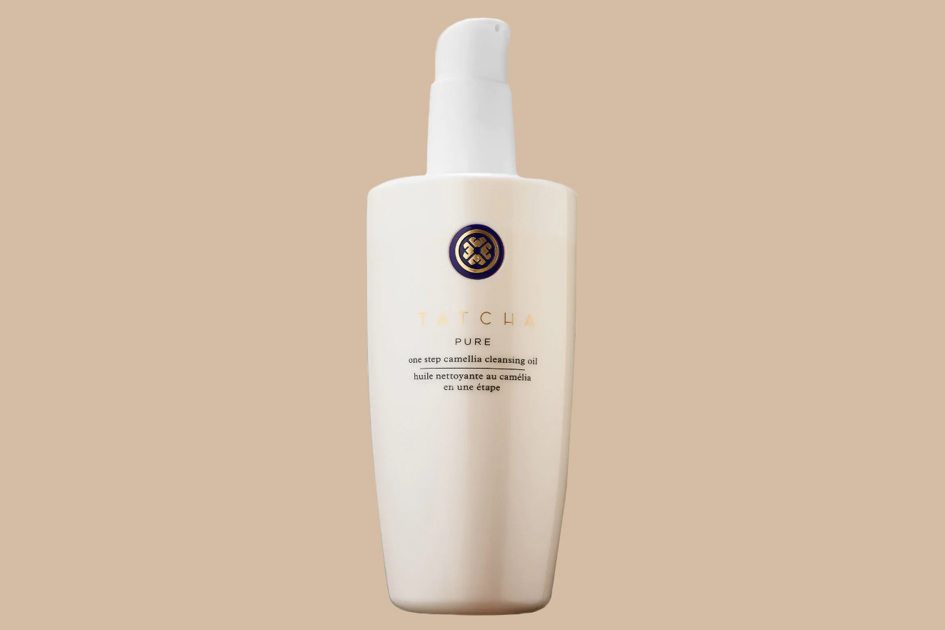 The Icon: Tatcha Pure One Step Camellia Oil