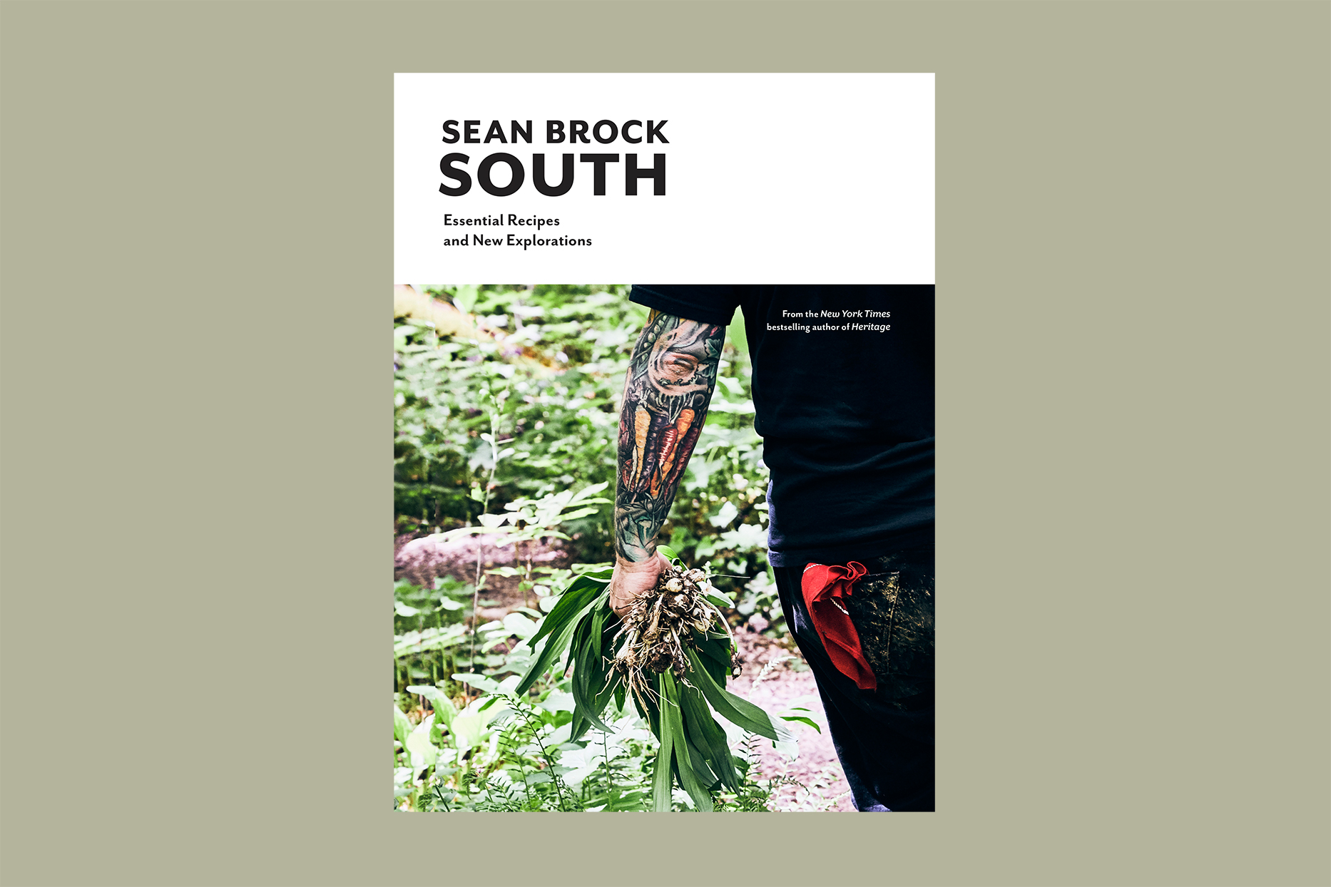 south sean brock cookbook