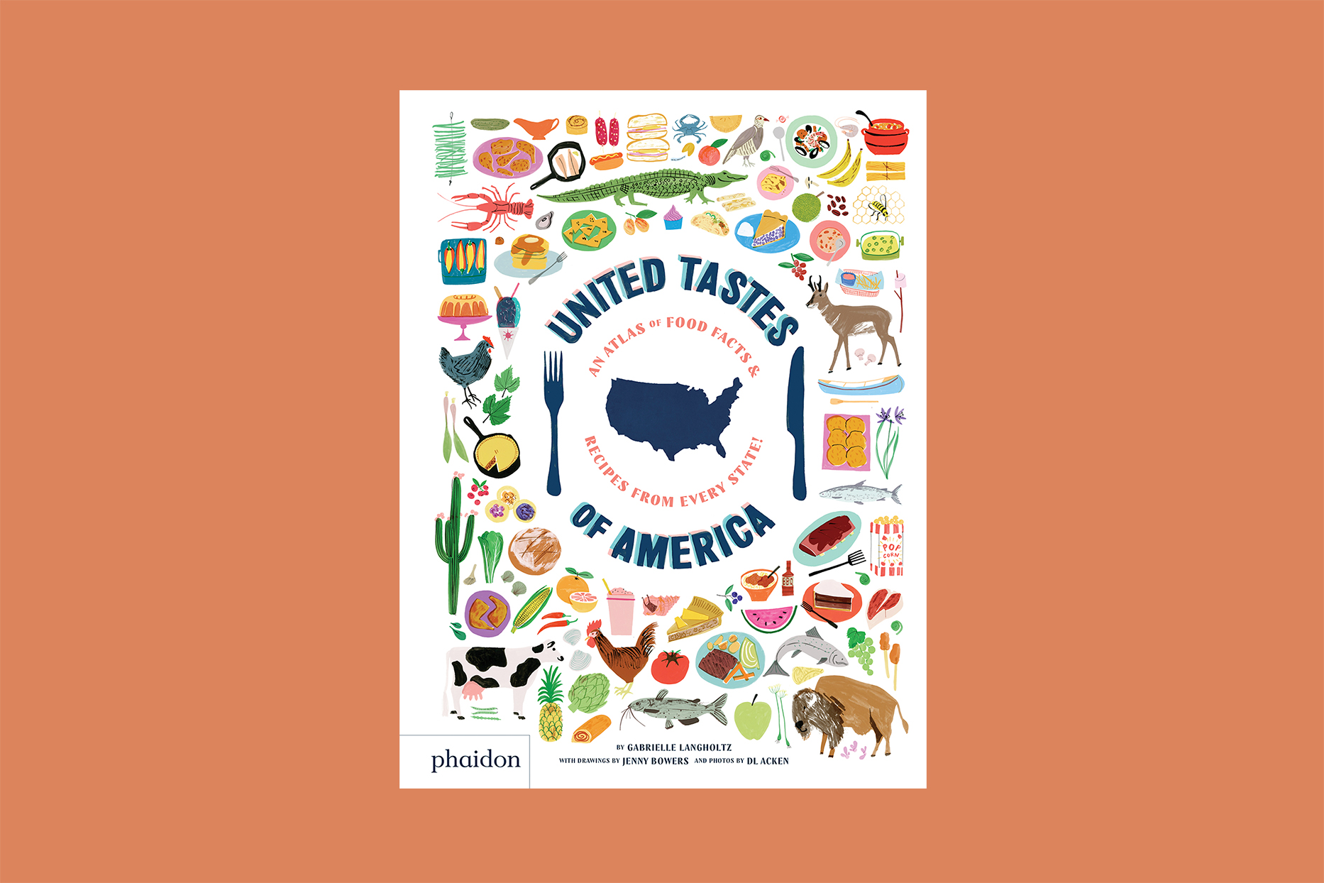 united tastes of america cookbook