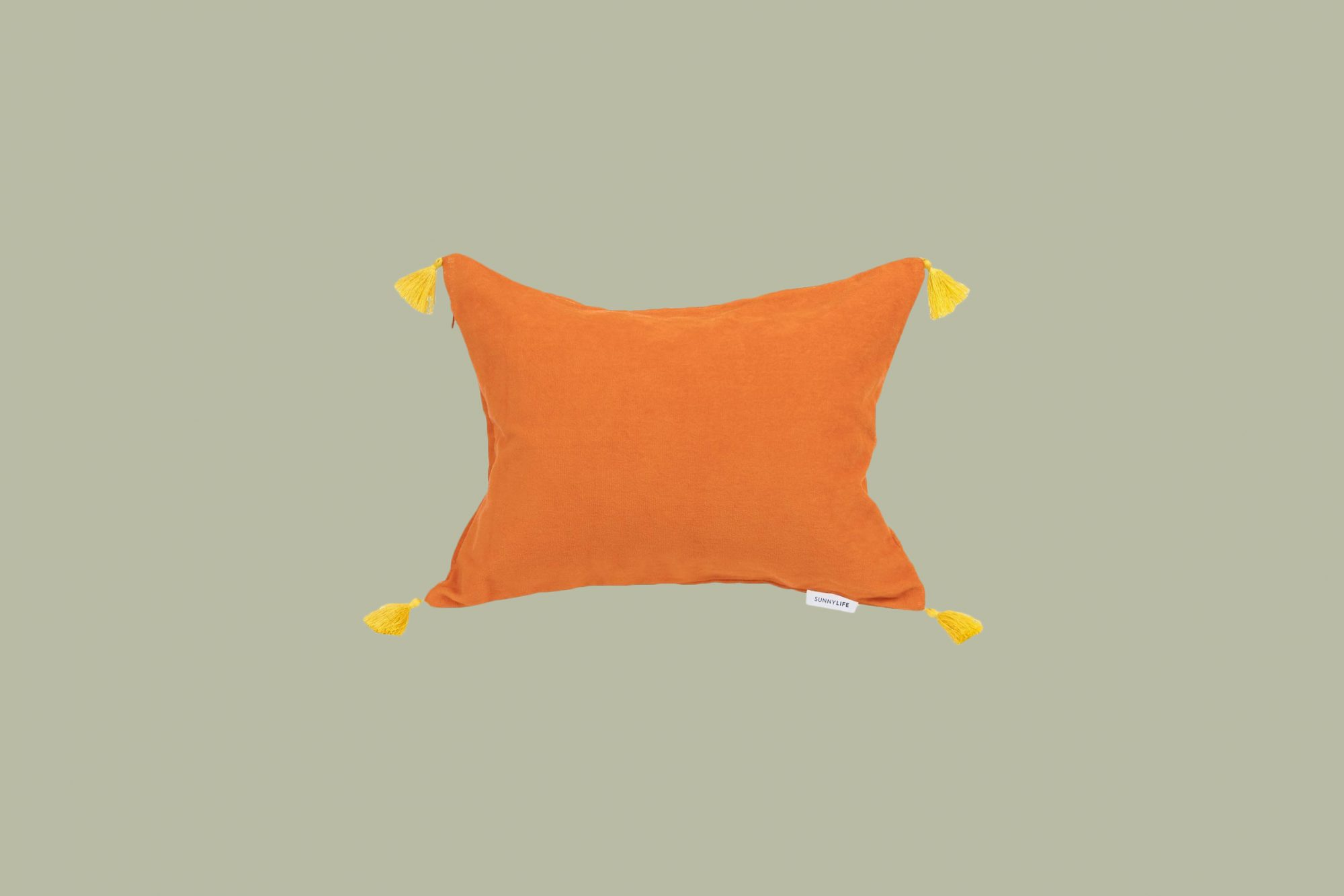 "Beach Pillow in ""Malibu"""