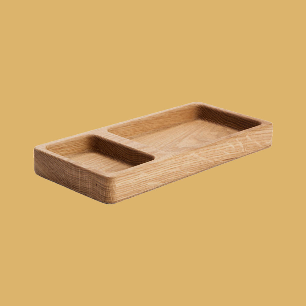 Minimalist Wood Tray
