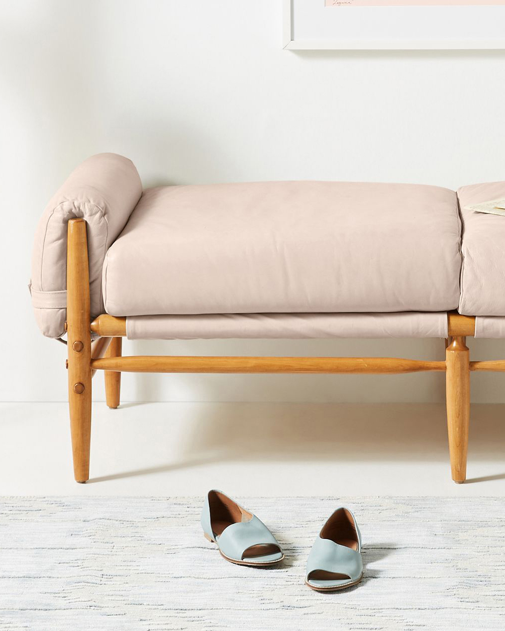 Anthropologie Rhys Bench