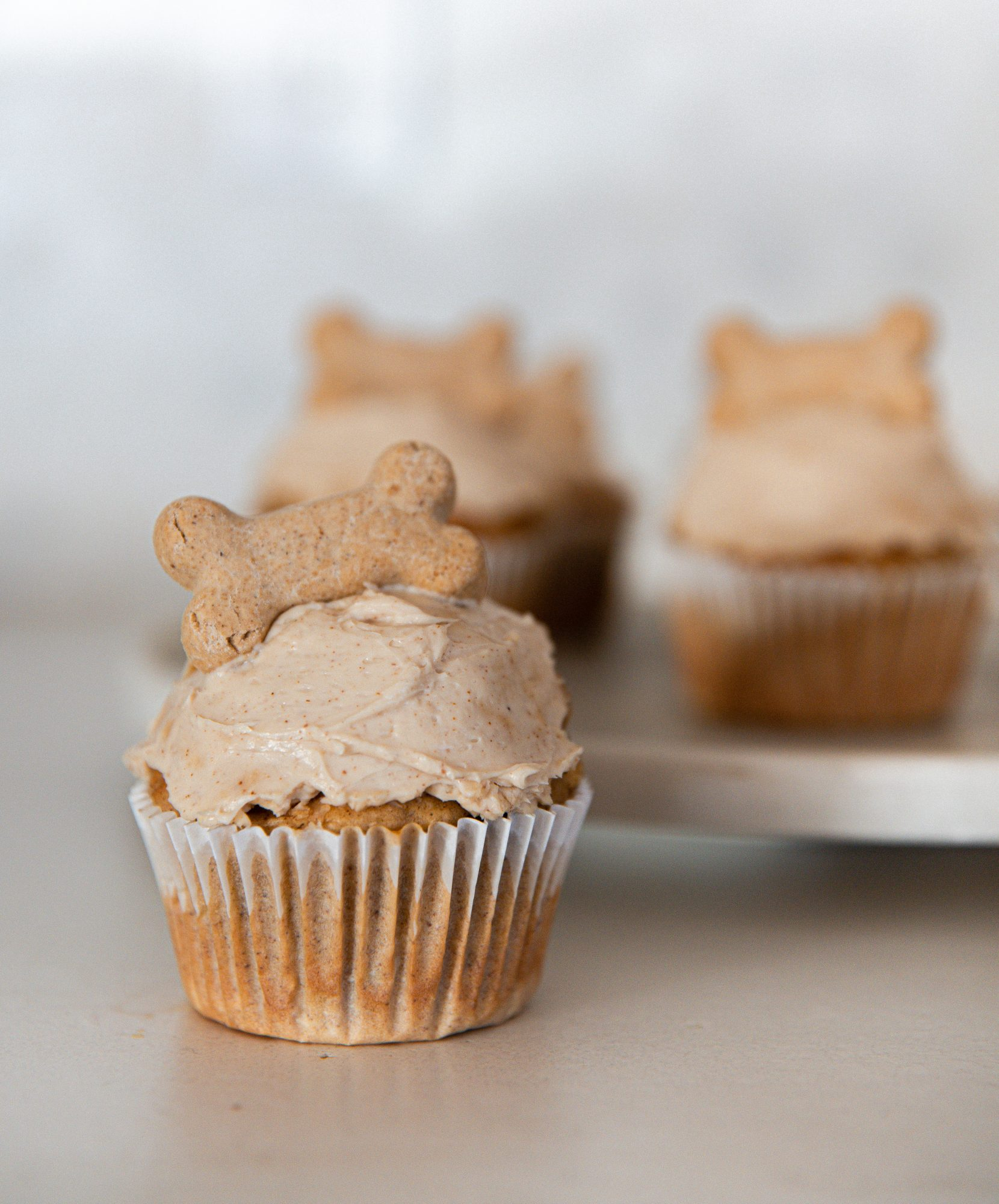 How to Make Cupcakes—Otherwise Known as Pupcakes—for Your Dog