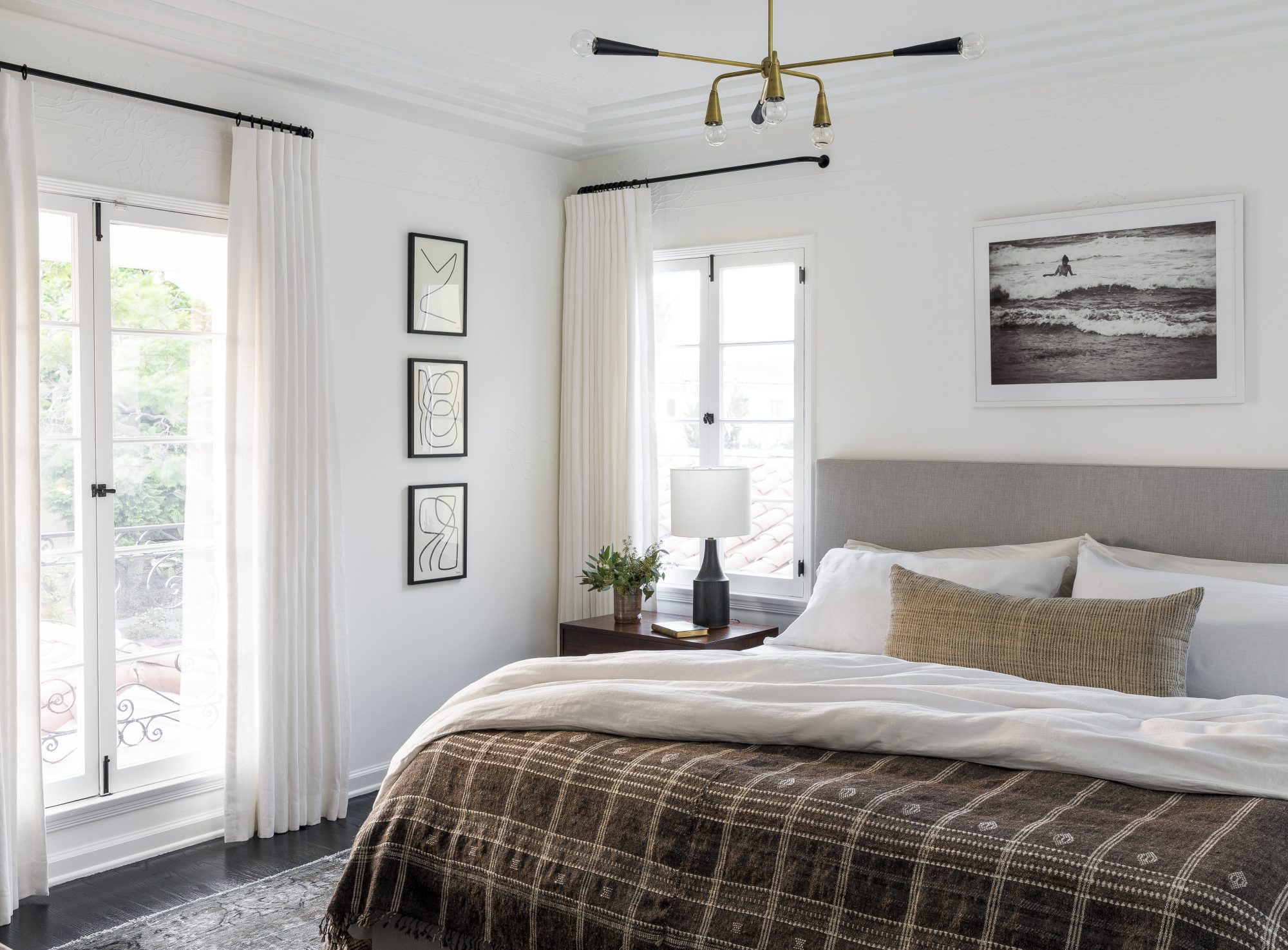 Neutrals in the Bedroom