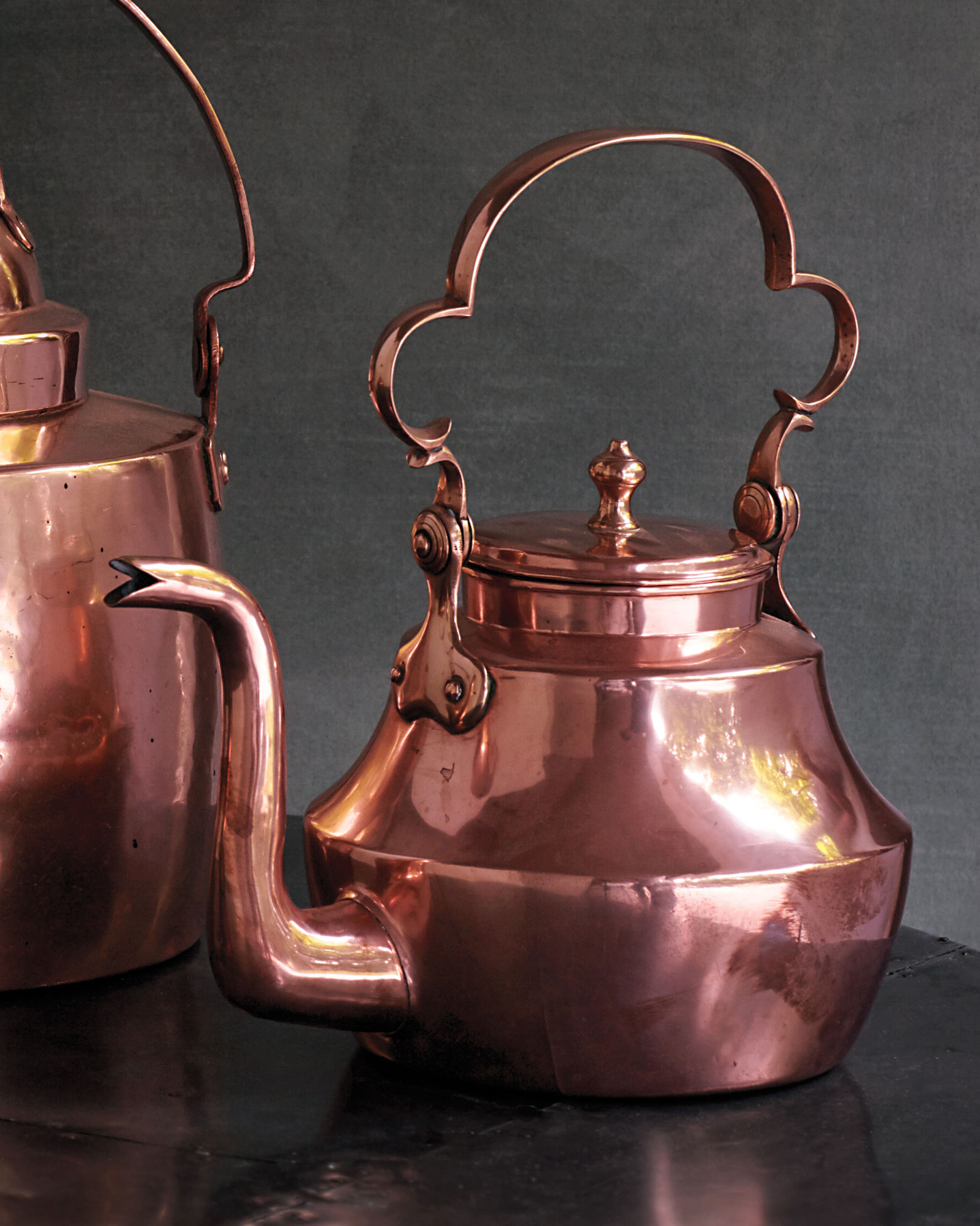 Kettles to Whistle At