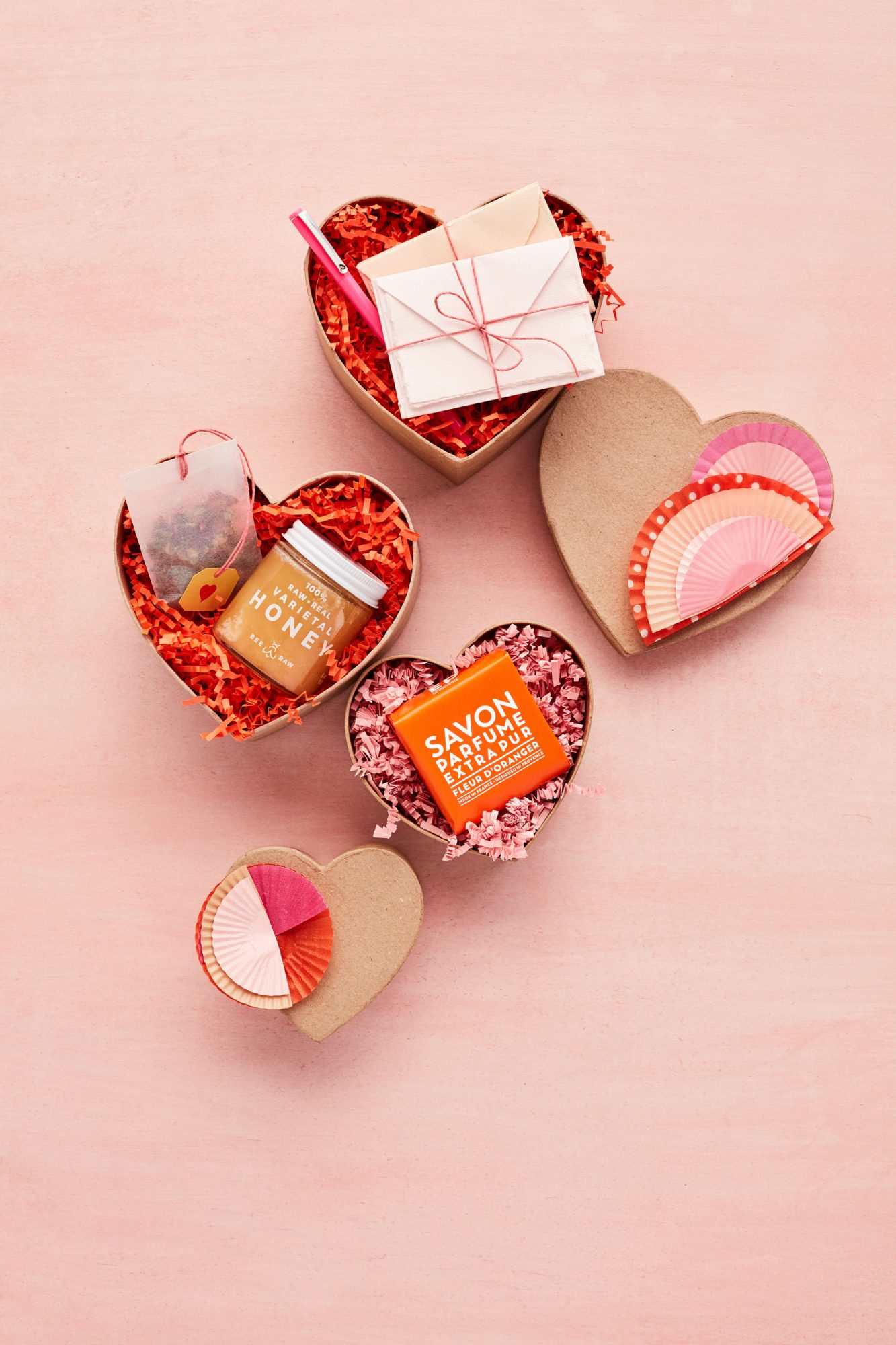 Valentine's Day Cupid care packages