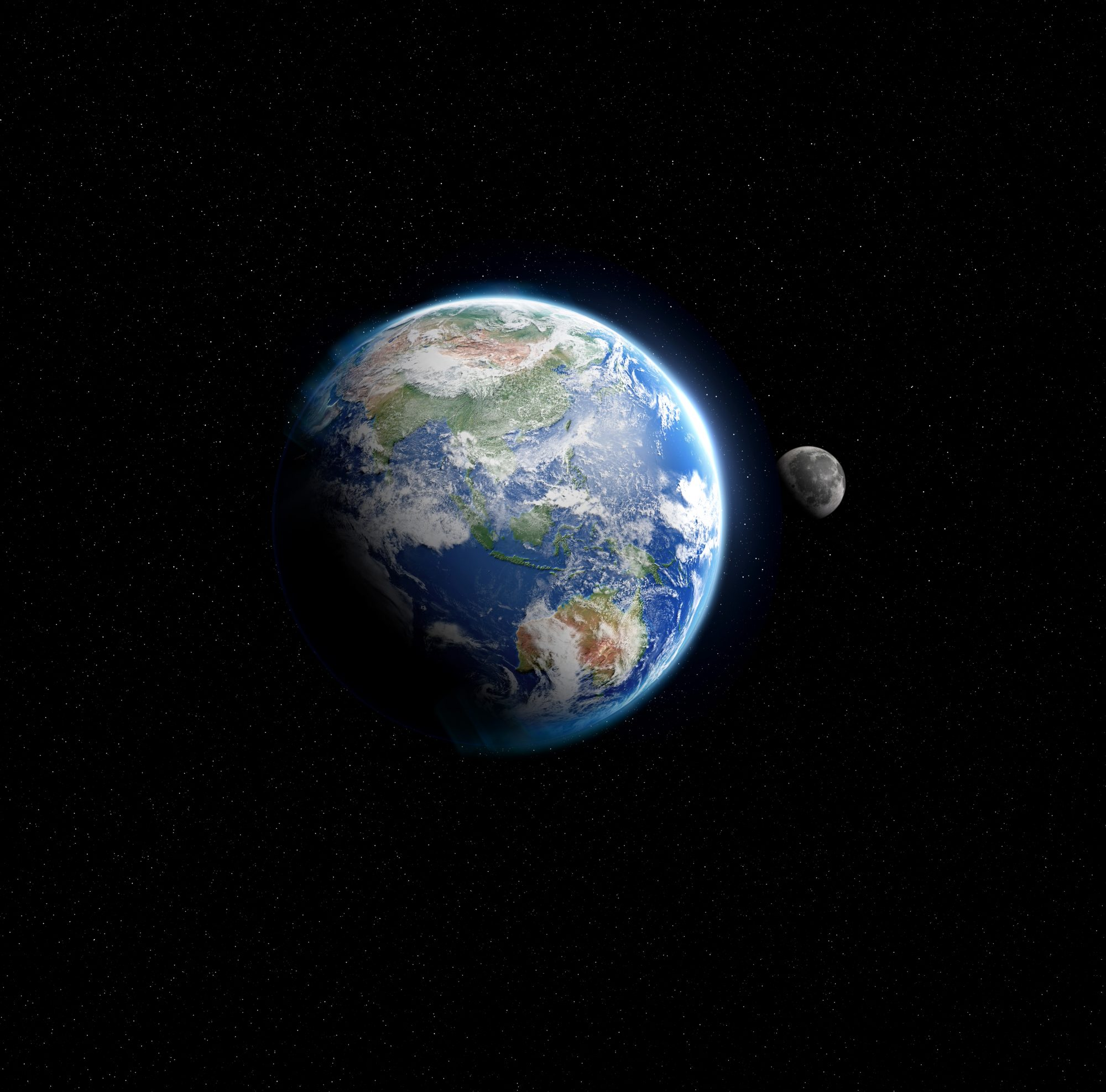 There's a New Mini-Moon Currently Orbiting Earth