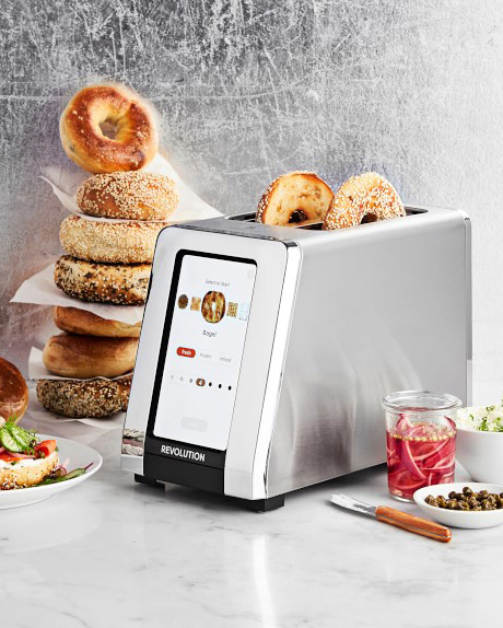 Revolution Cooking 2-Slice High Speed Smart Toaster