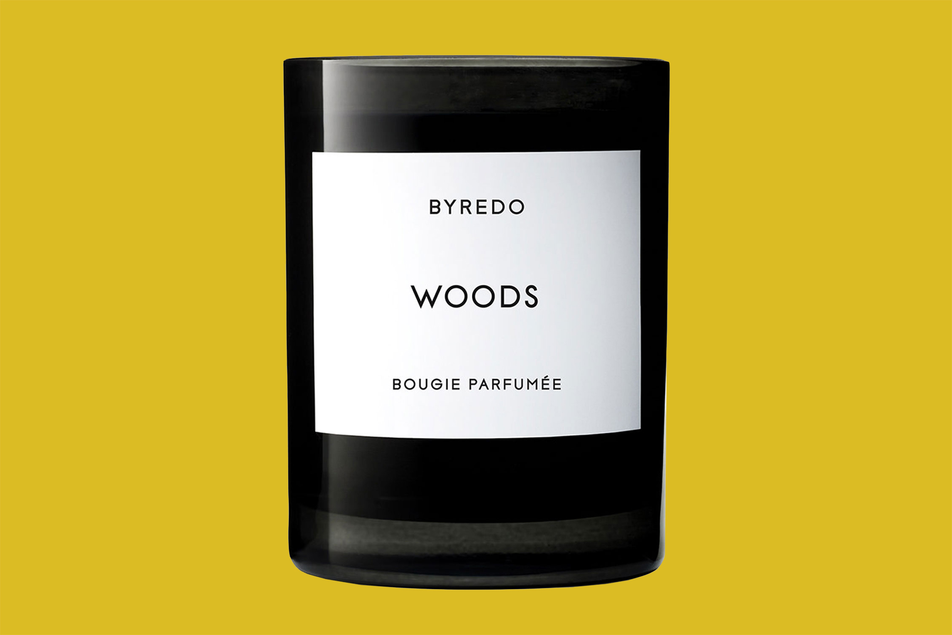 "Byredo ""Woods"" Candle"
